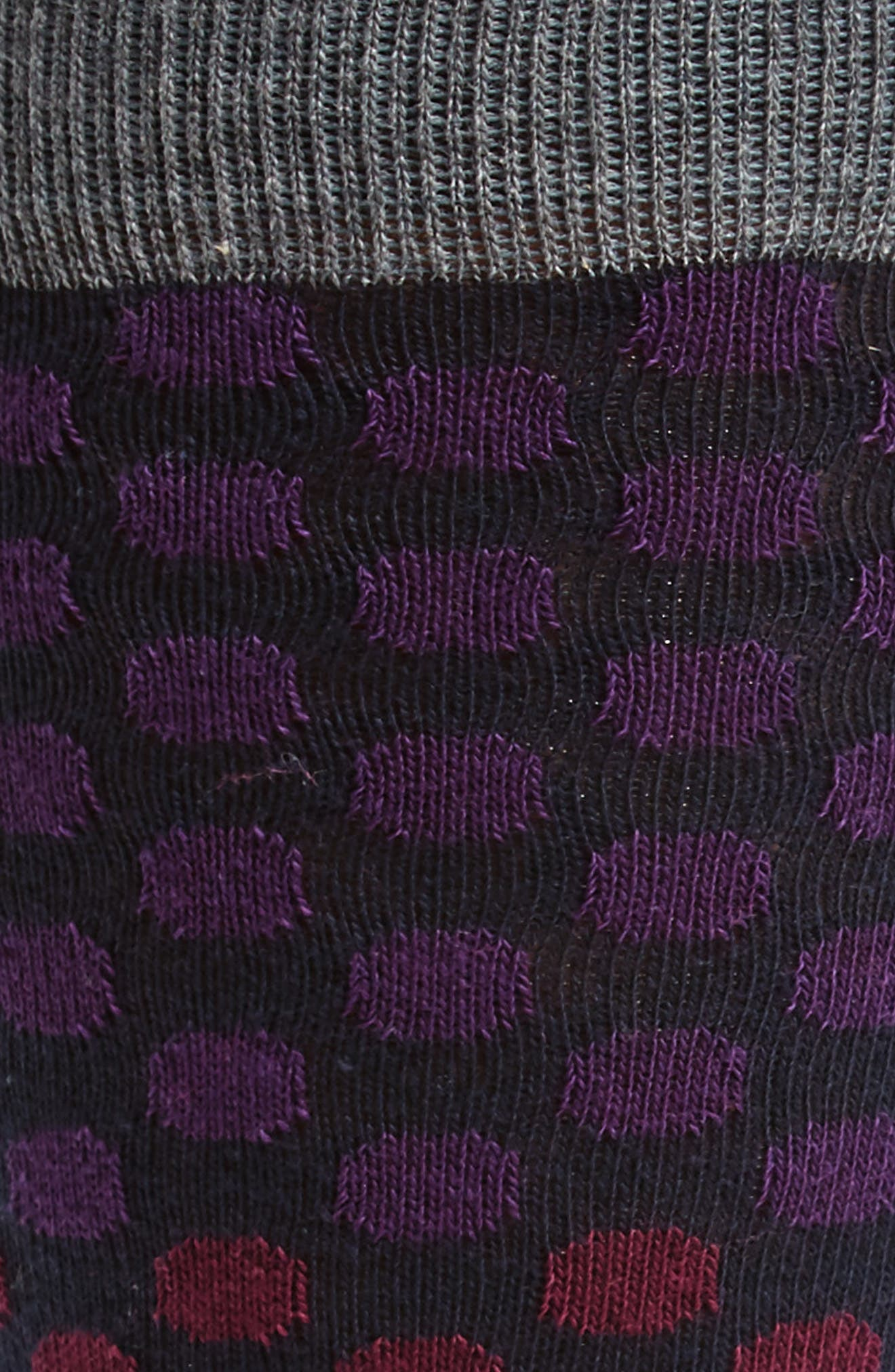 Merritt Dot Socks,                             Alternate thumbnail 2, color,                             030