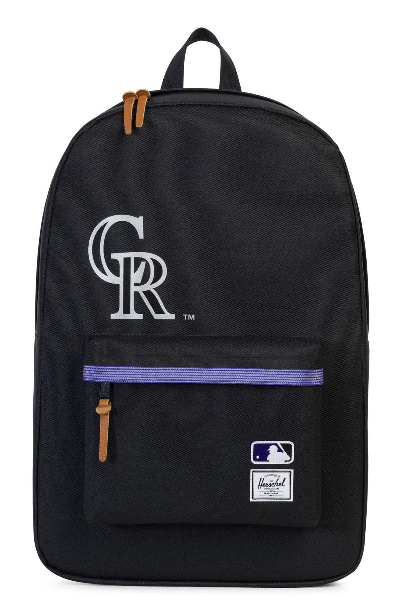 Heritage - MLB National League Backpack,                             Main thumbnail 2, color,