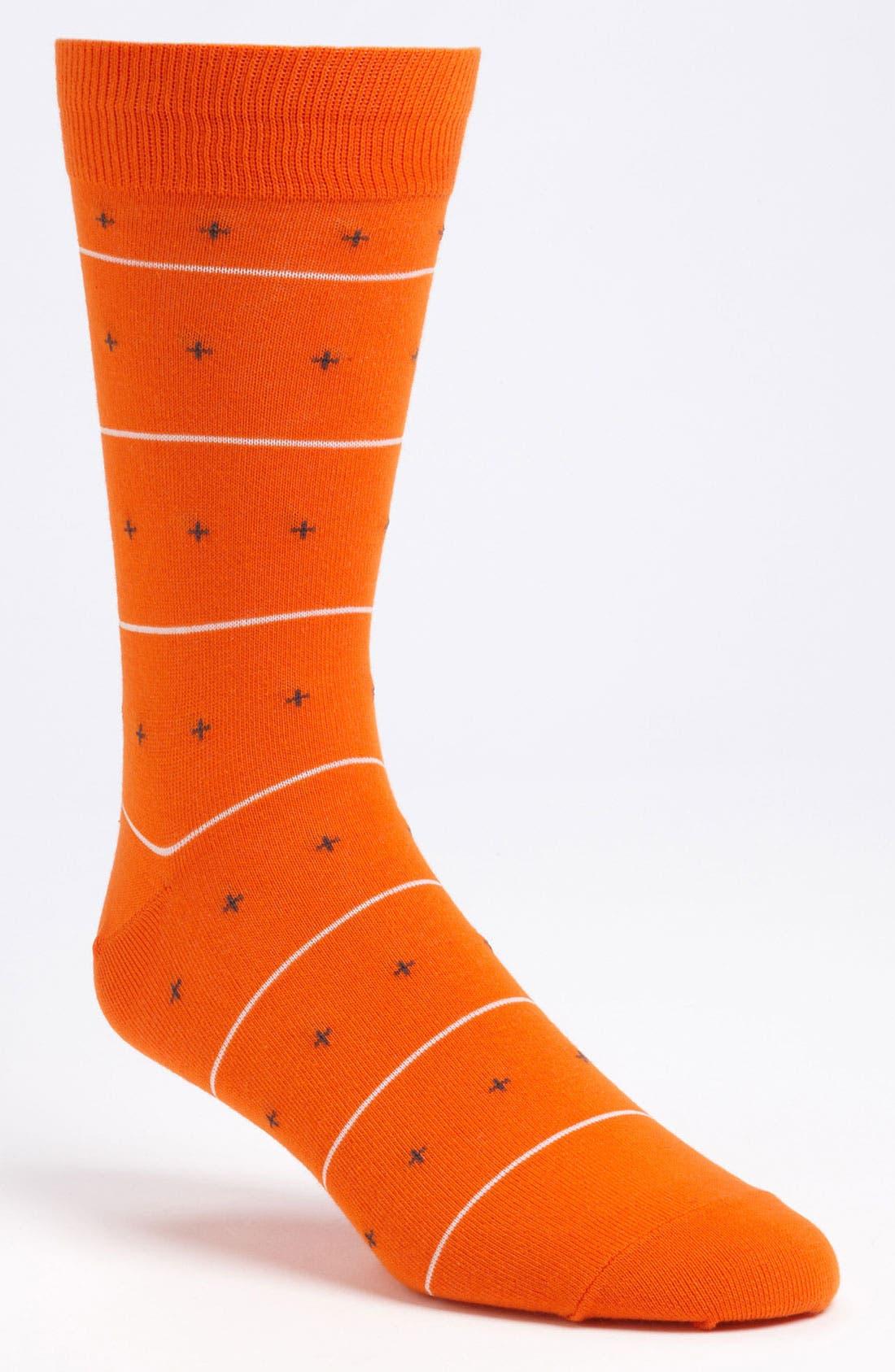 'Tourist' Socks,                             Main thumbnail 3, color,