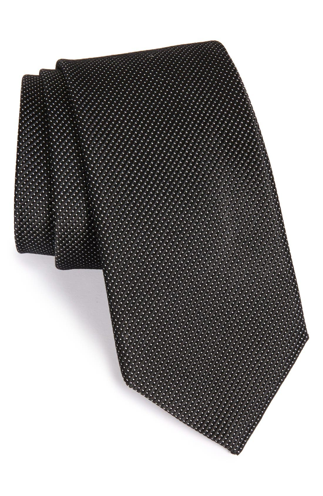 Solid Silk Tie,                             Main thumbnail 30, color,