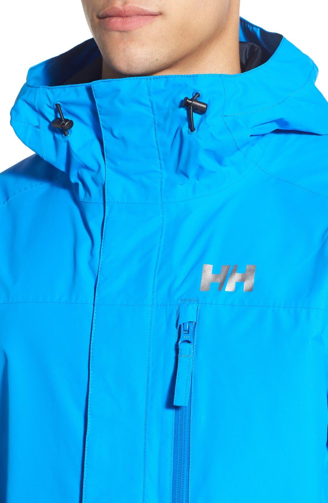 'Vancouver' Packable Rain Jacket,                             Alternate thumbnail 22, color,