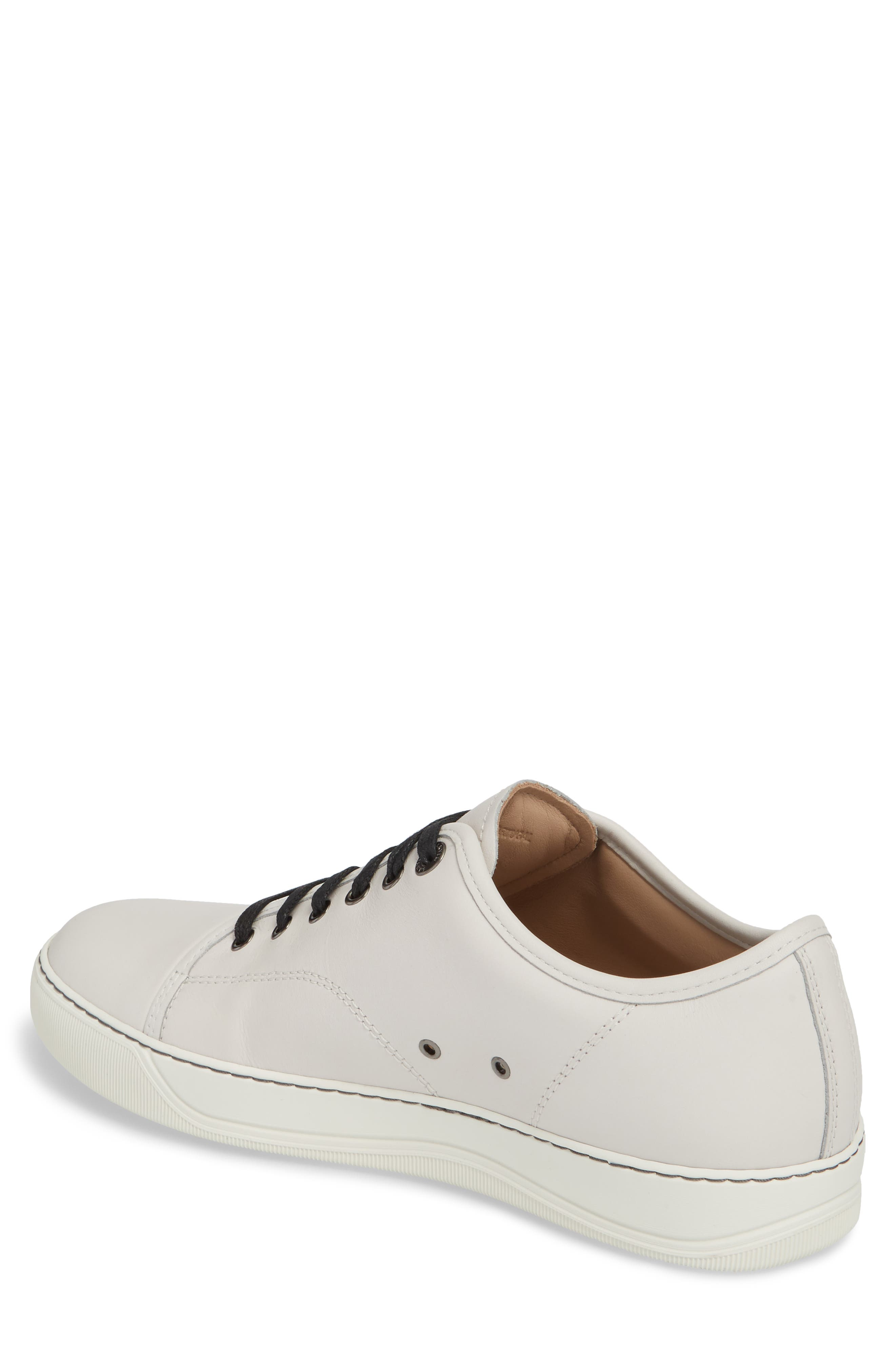 LANVIN,                             Low Top Sneaker,                             Alternate thumbnail 2, color,                             102