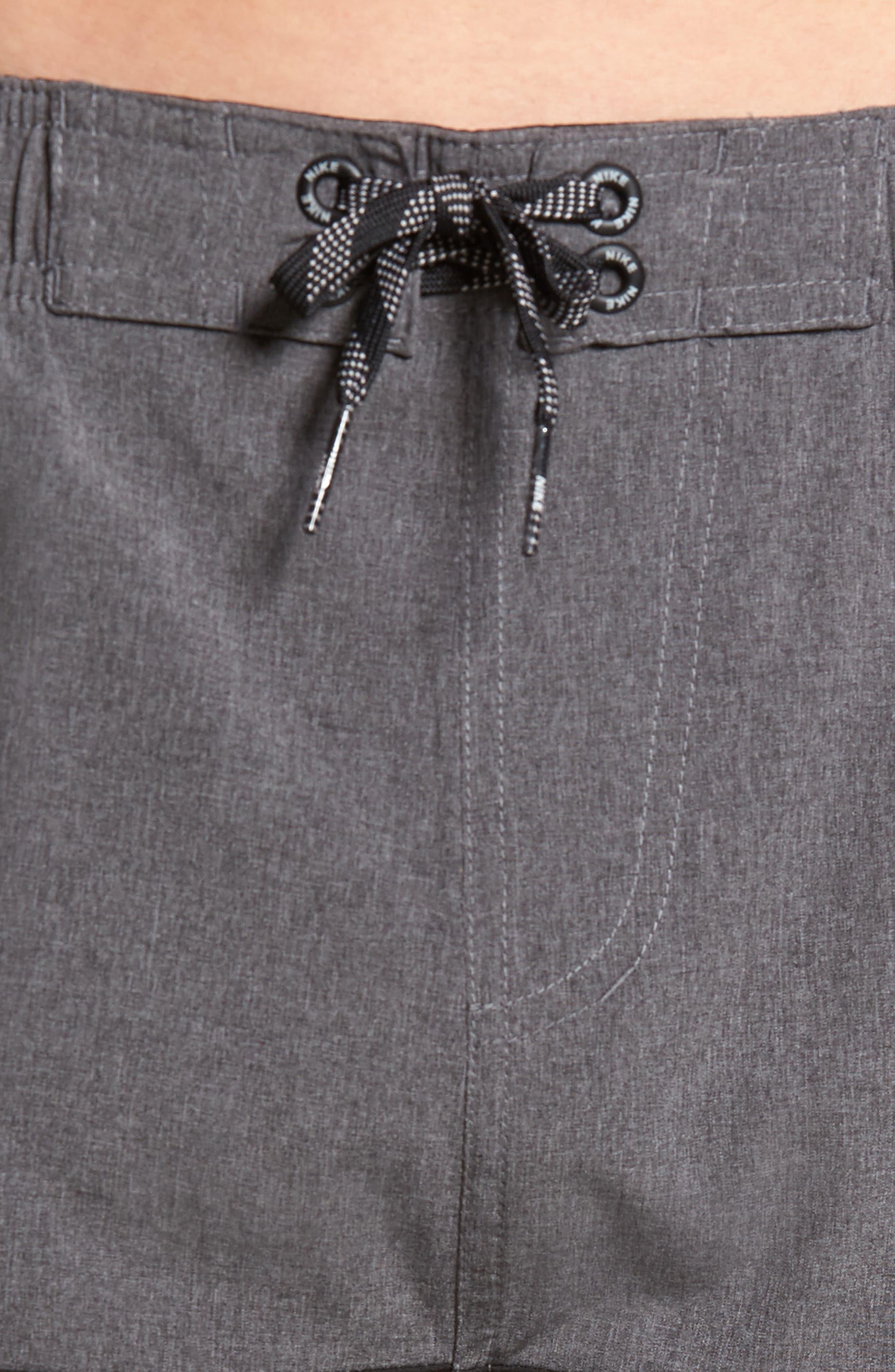 Split Board Shorts,                             Alternate thumbnail 4, color,                             001