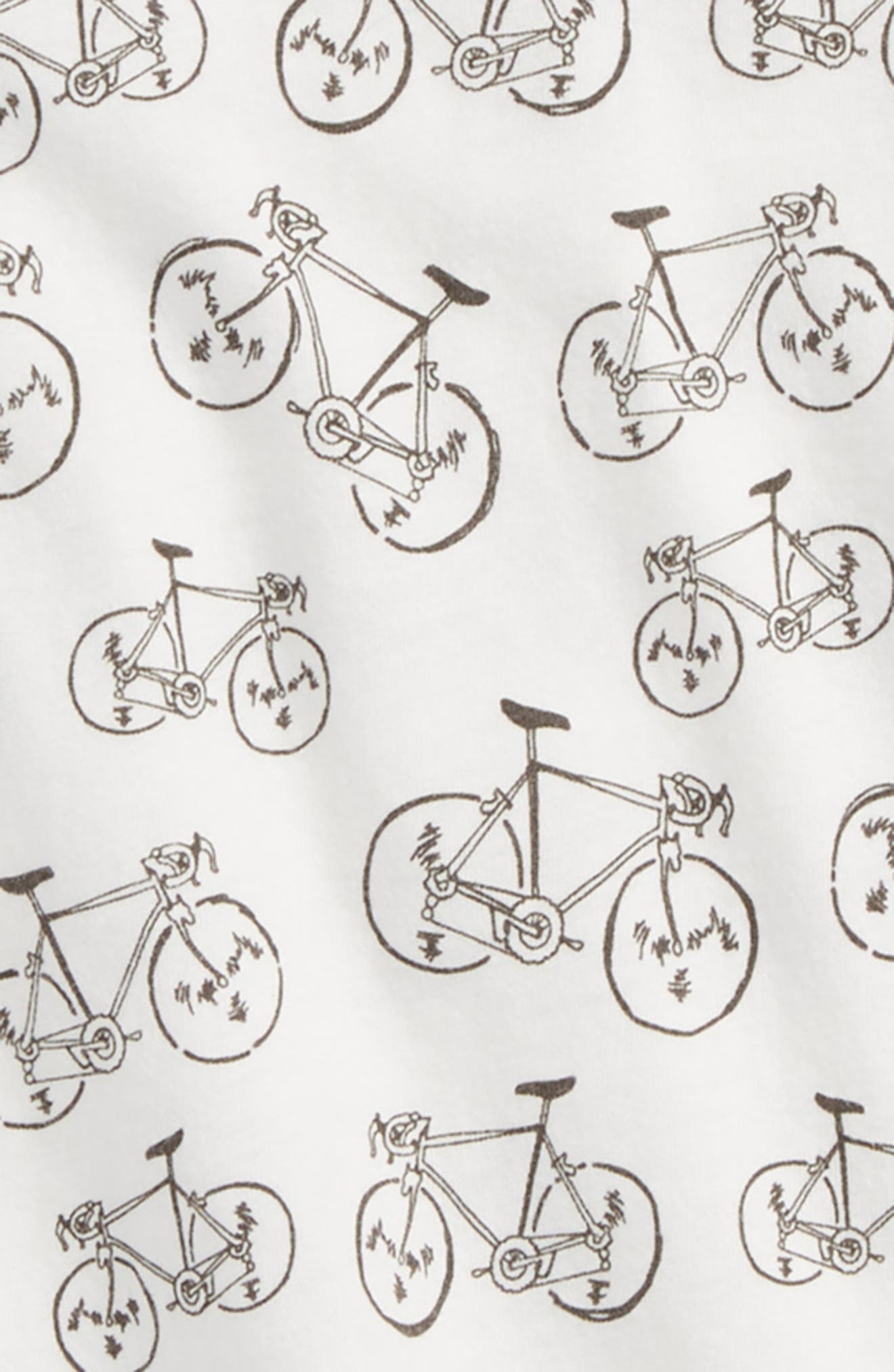 Bike Print T-Shirt,                             Alternate thumbnail 2, color,                             906