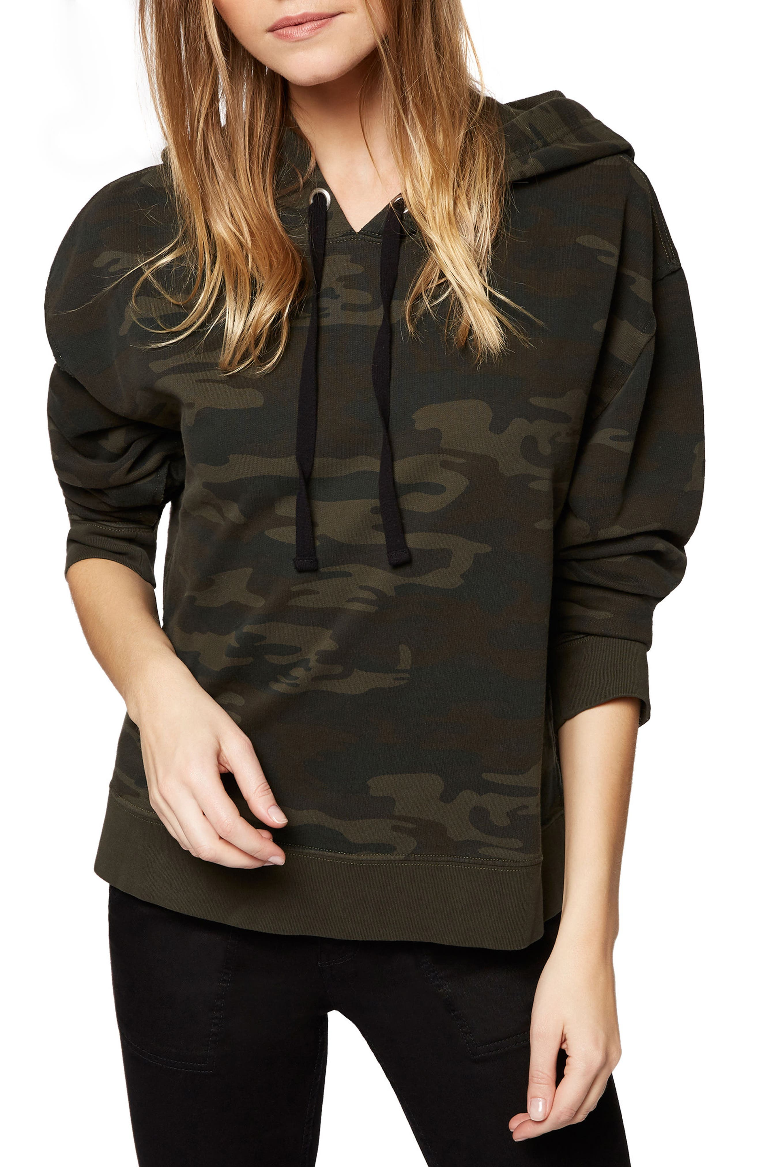 Venice Hoodie,                             Main thumbnail 1, color,                             CAMP CAMO