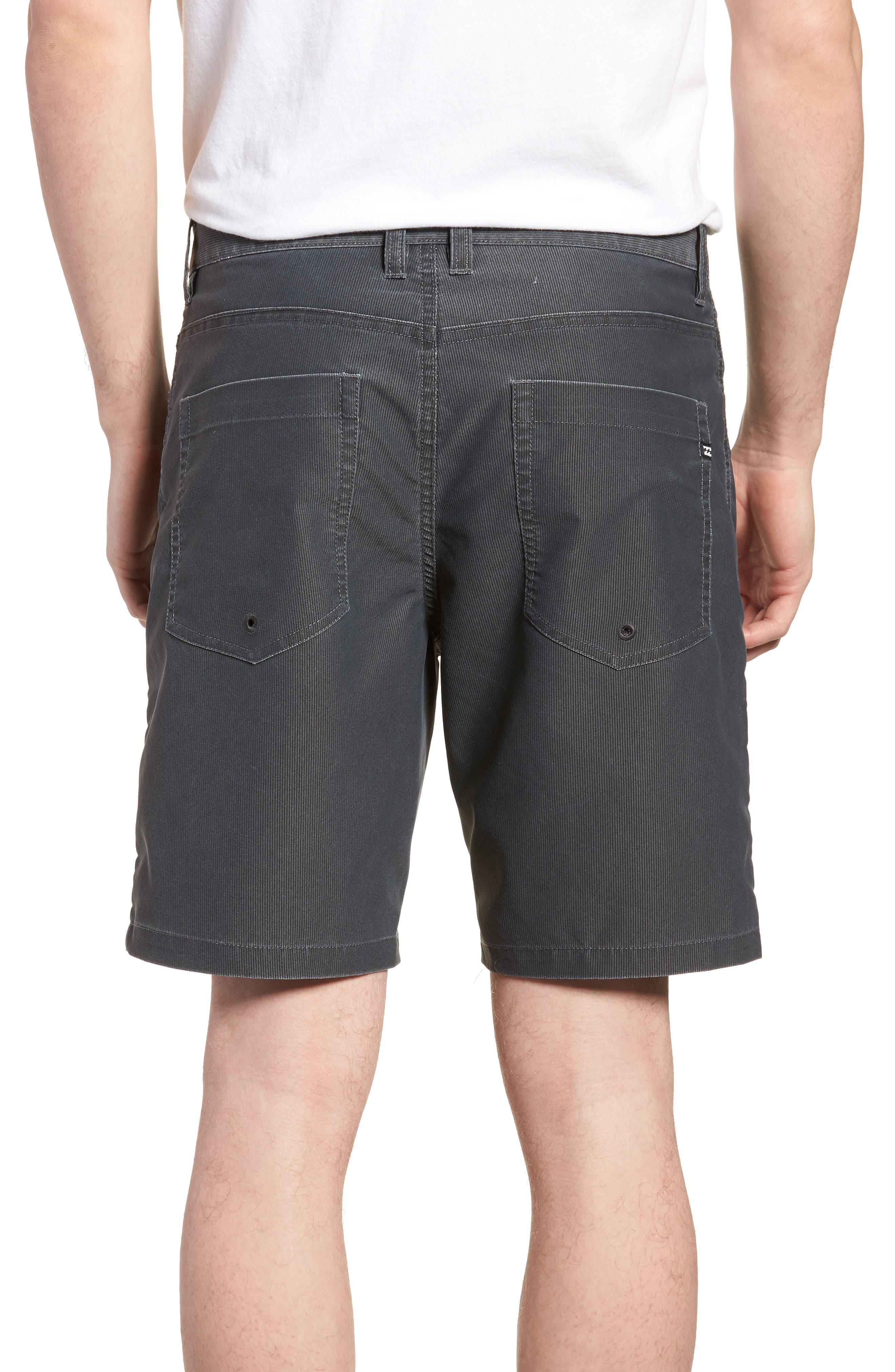 Outsider X Surf Corduroy Shorts,                             Alternate thumbnail 2, color,                             001