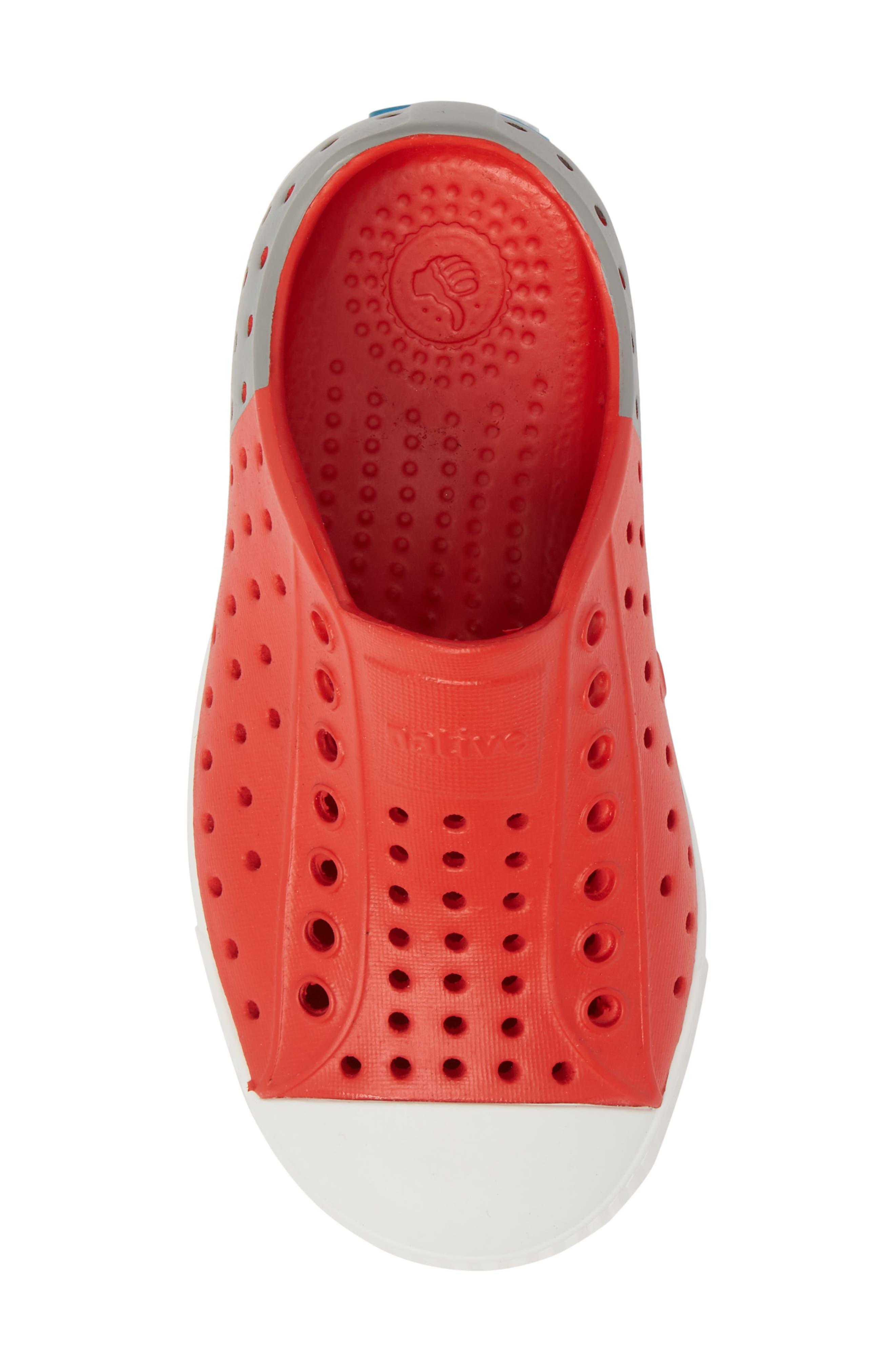 'Jefferson' Water Friendly Slip-On Sneaker,                             Alternate thumbnail 5, color,                             025