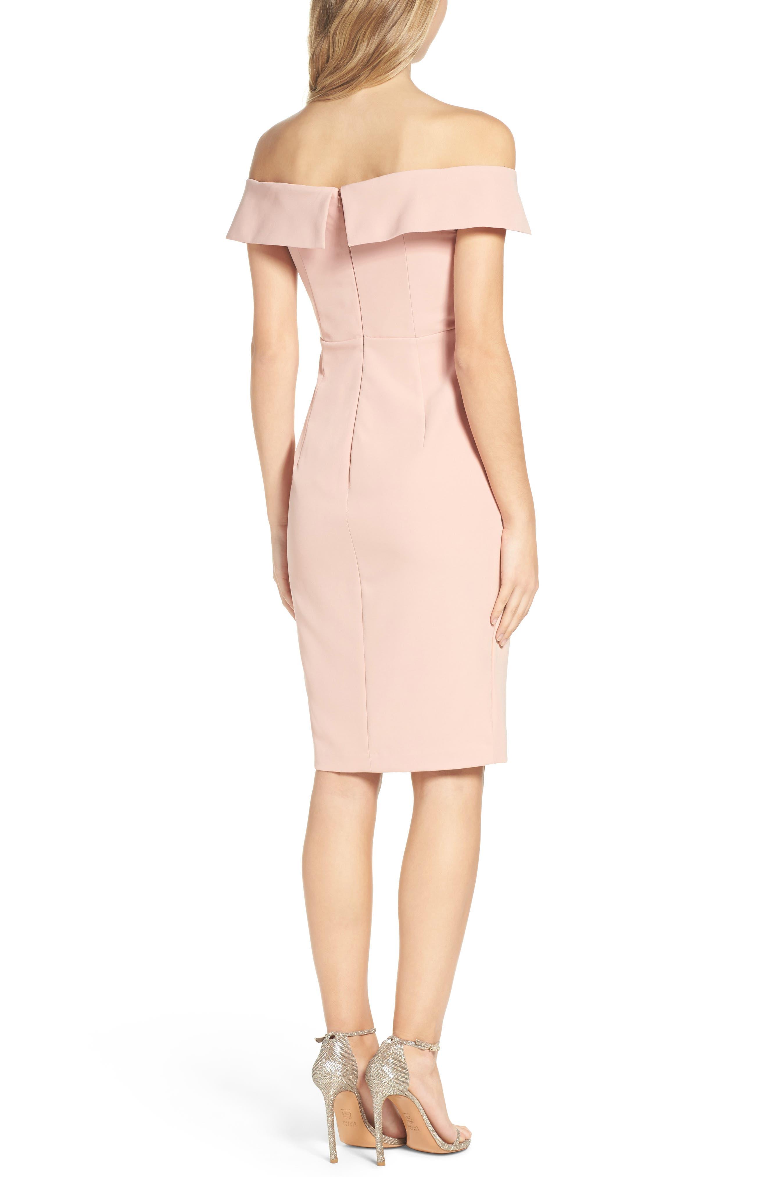 Bella Midi Dress,                             Alternate thumbnail 2, color,                             250