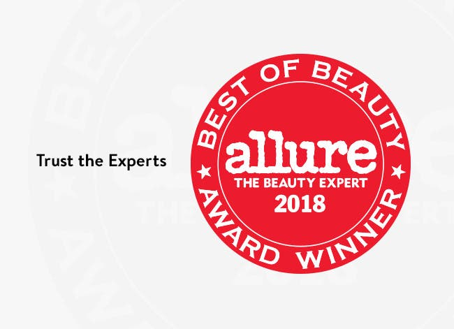 Trust the experts. Allure magazine's best of beauty award winners.