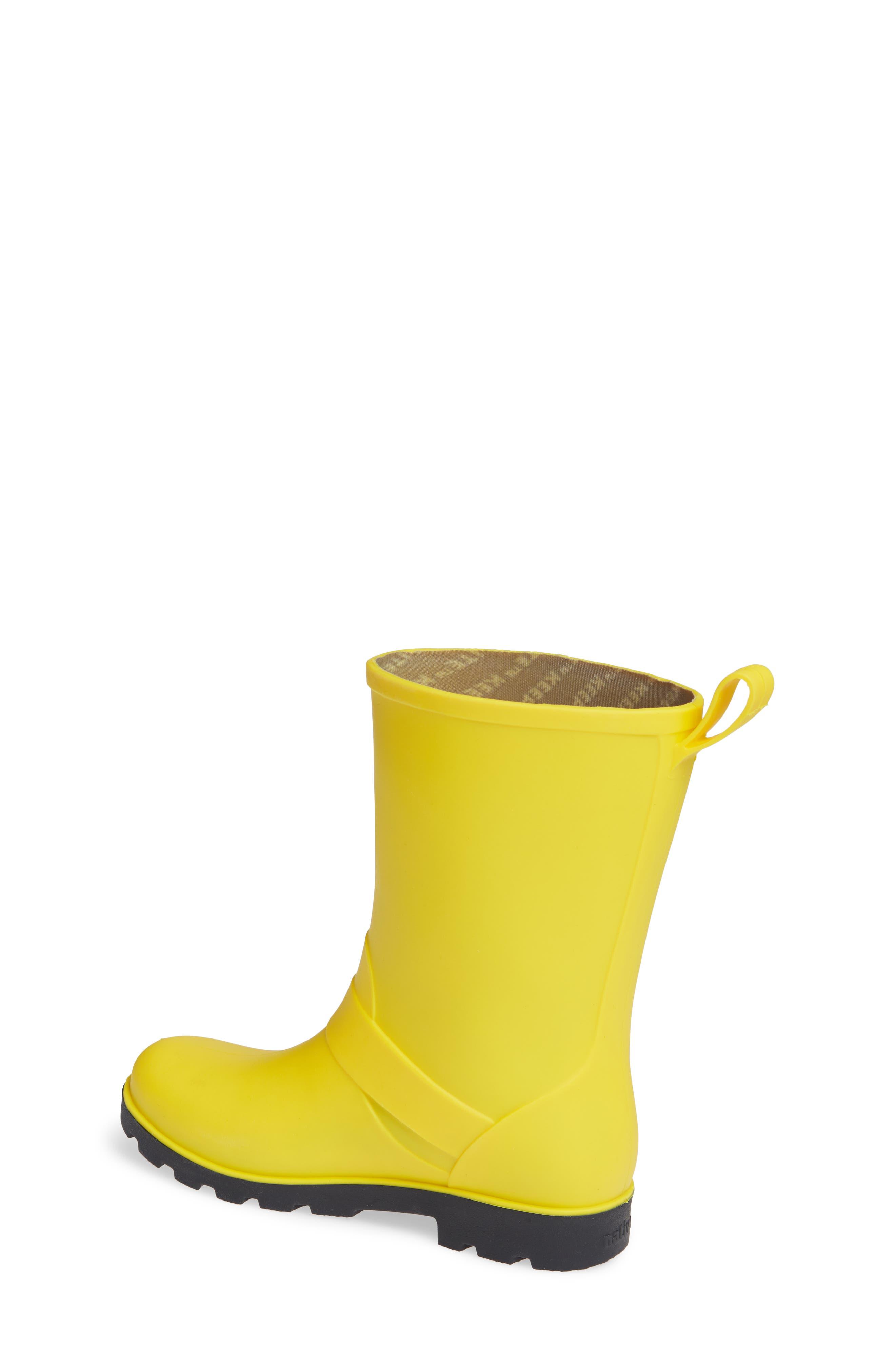 Native Barnett Rain Boot,                             Alternate thumbnail 2, color,                             CRAYON YELLOW/ JIFFY BLACK