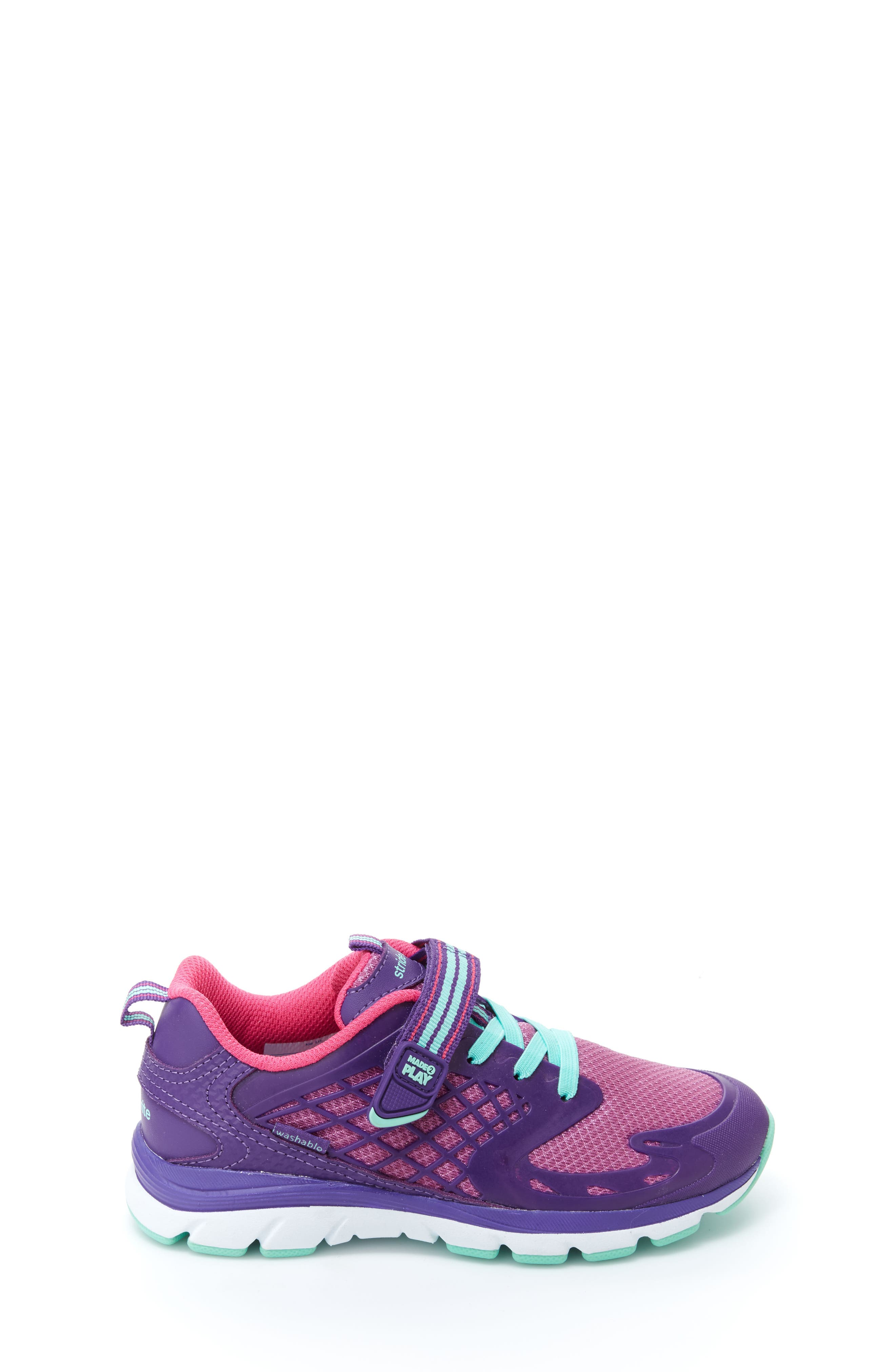 'Made2Play<sup>®</sup> Cannan Lace' Sneaker,                             Alternate thumbnail 3, color,                             500