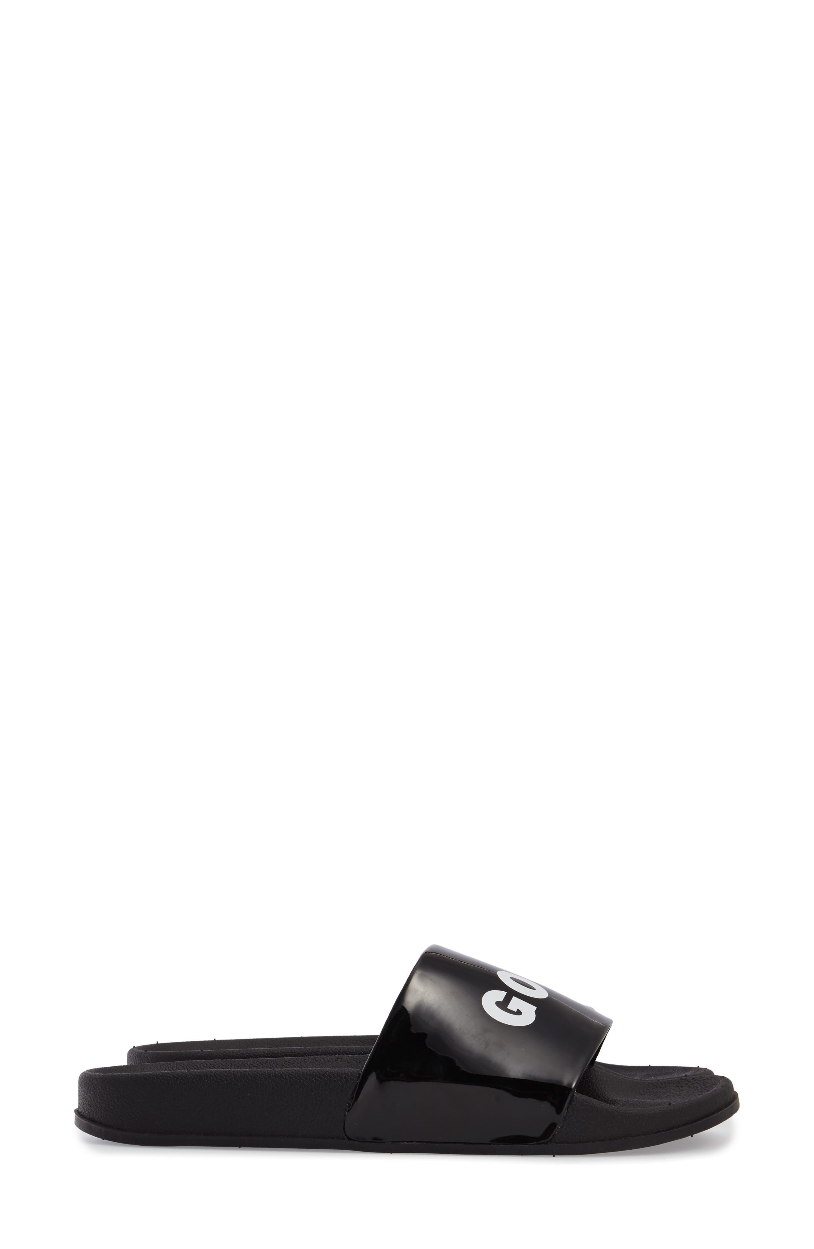 Show Slide Sandal,                             Alternate thumbnail 4, color,                             003