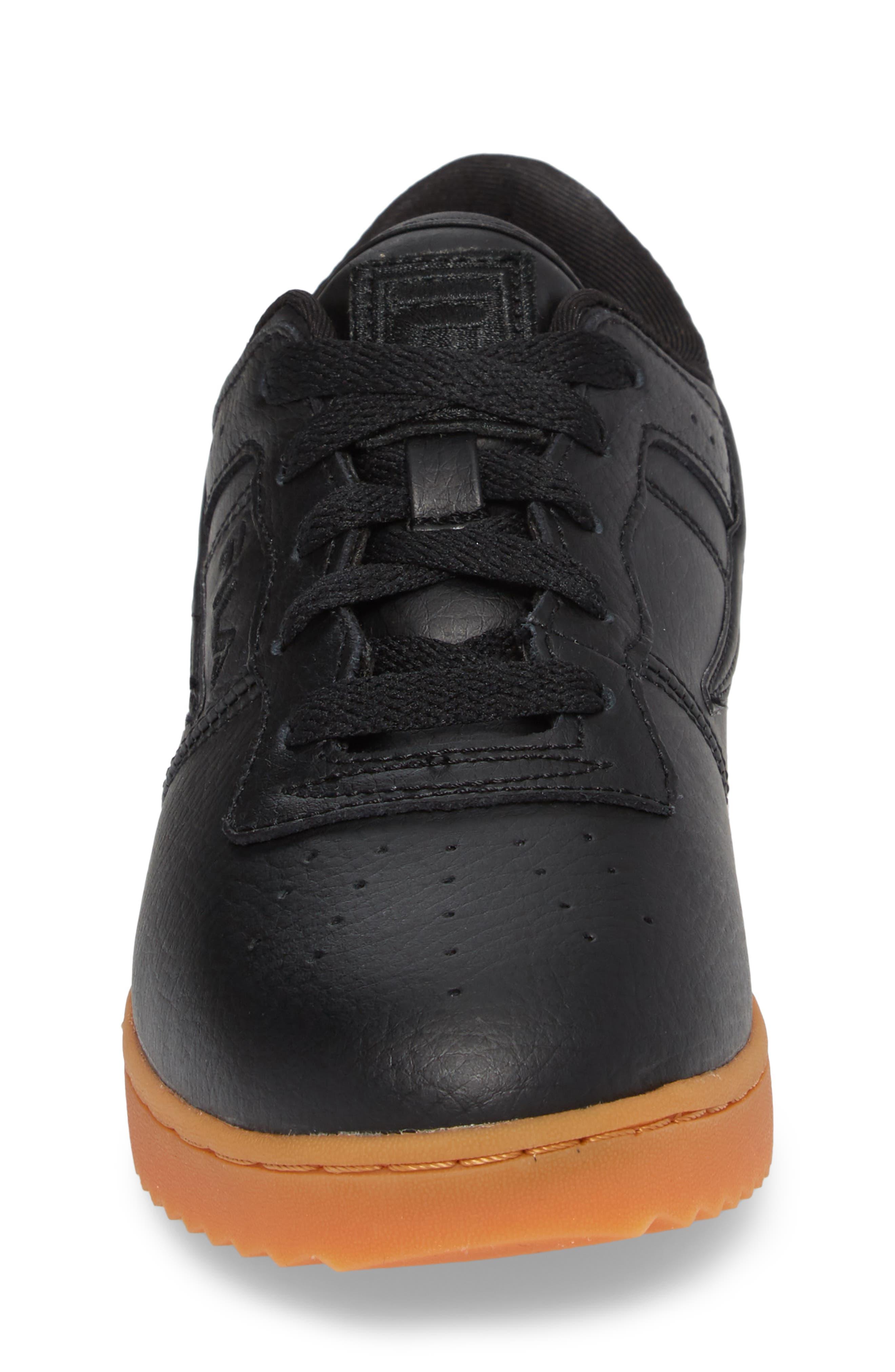 Original Fitness Sneaker,                             Alternate thumbnail 4, color,                             001