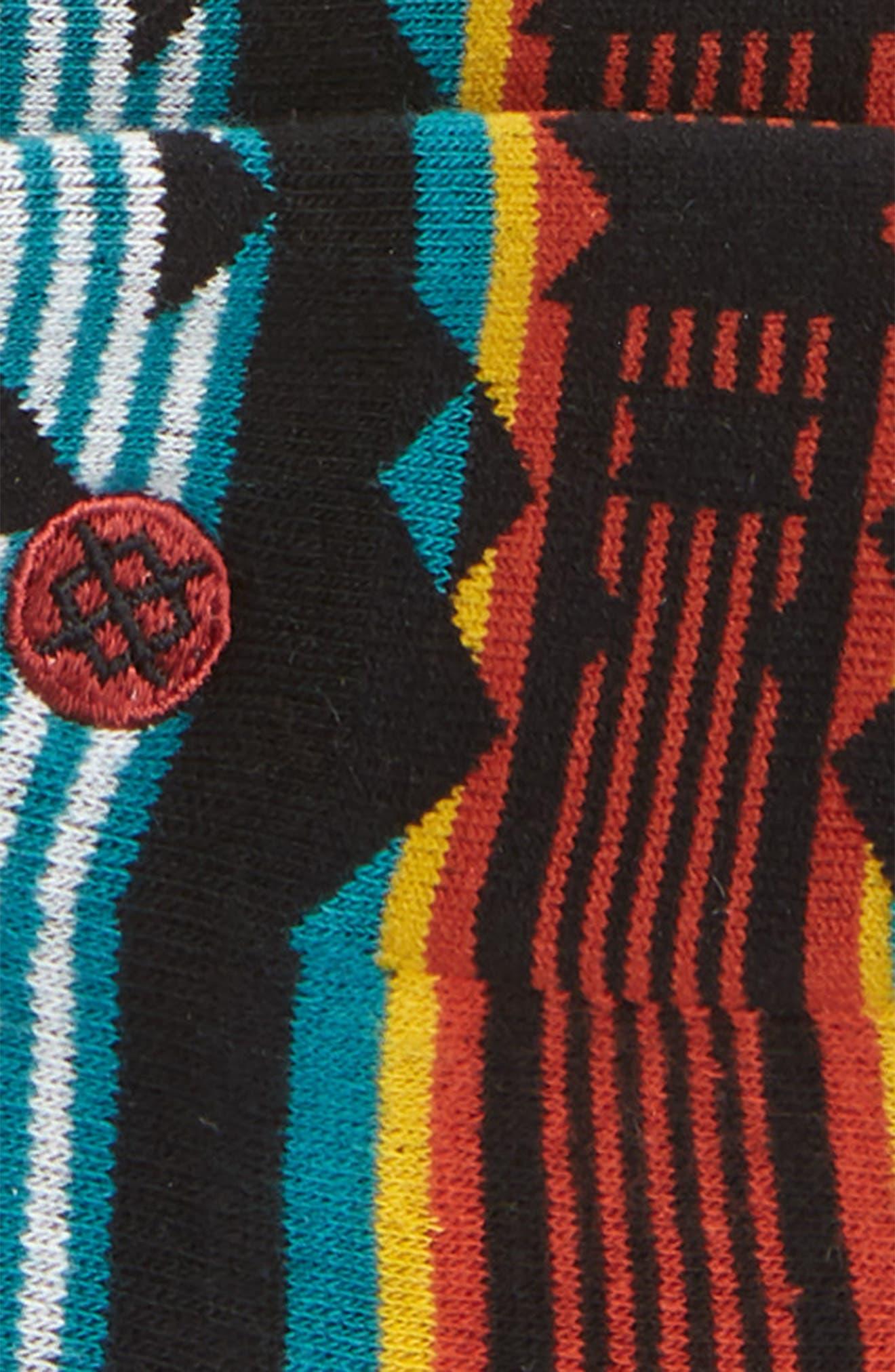 Cedergren Low Socks,                             Alternate thumbnail 2, color,                             001