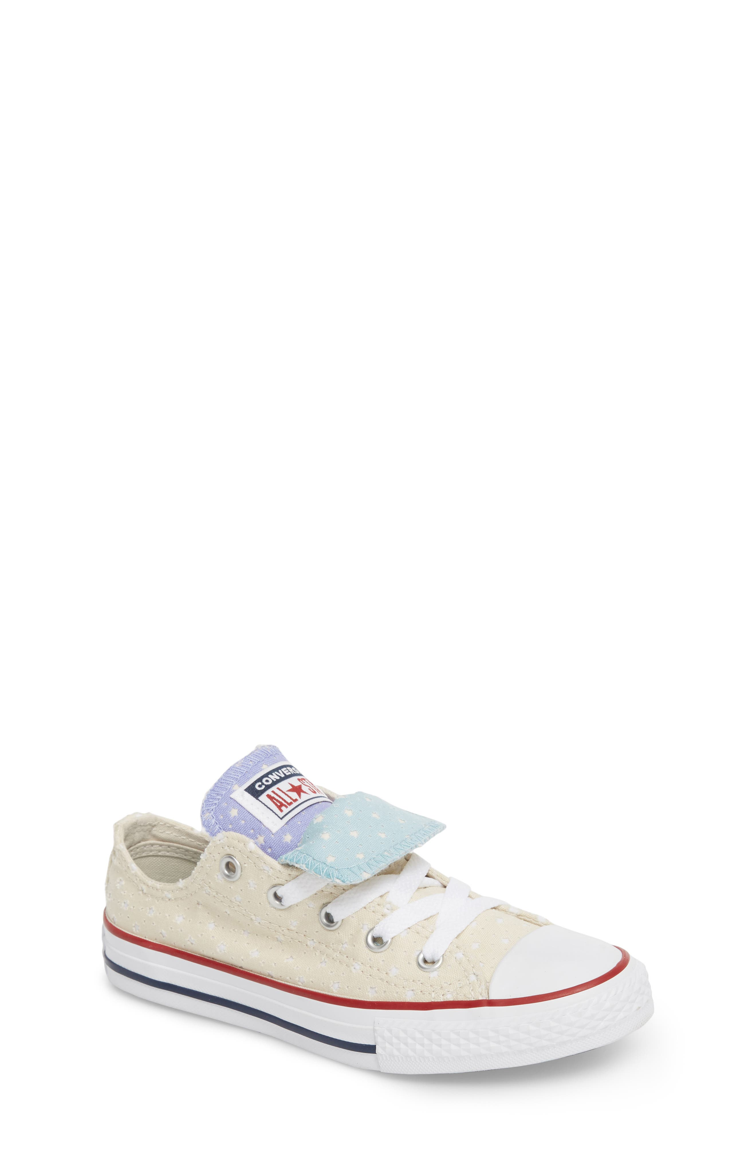Chuck Taylor<sup>®</sup> All Star<sup>®</sup> Double Tongue Sneaker,                             Main thumbnail 3, color,