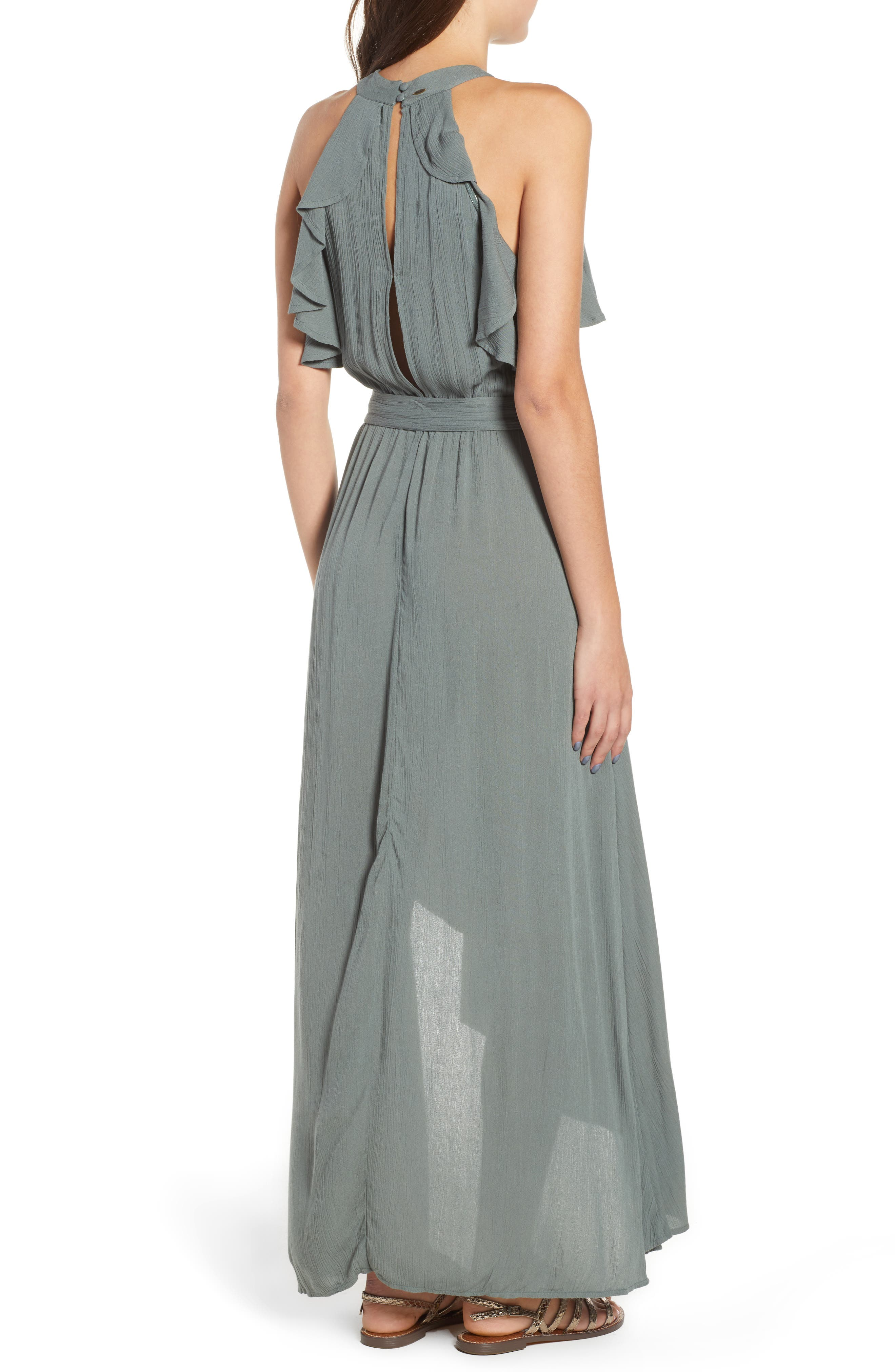 Misty Asymmetrical Dress,                             Alternate thumbnail 2, color,                             300