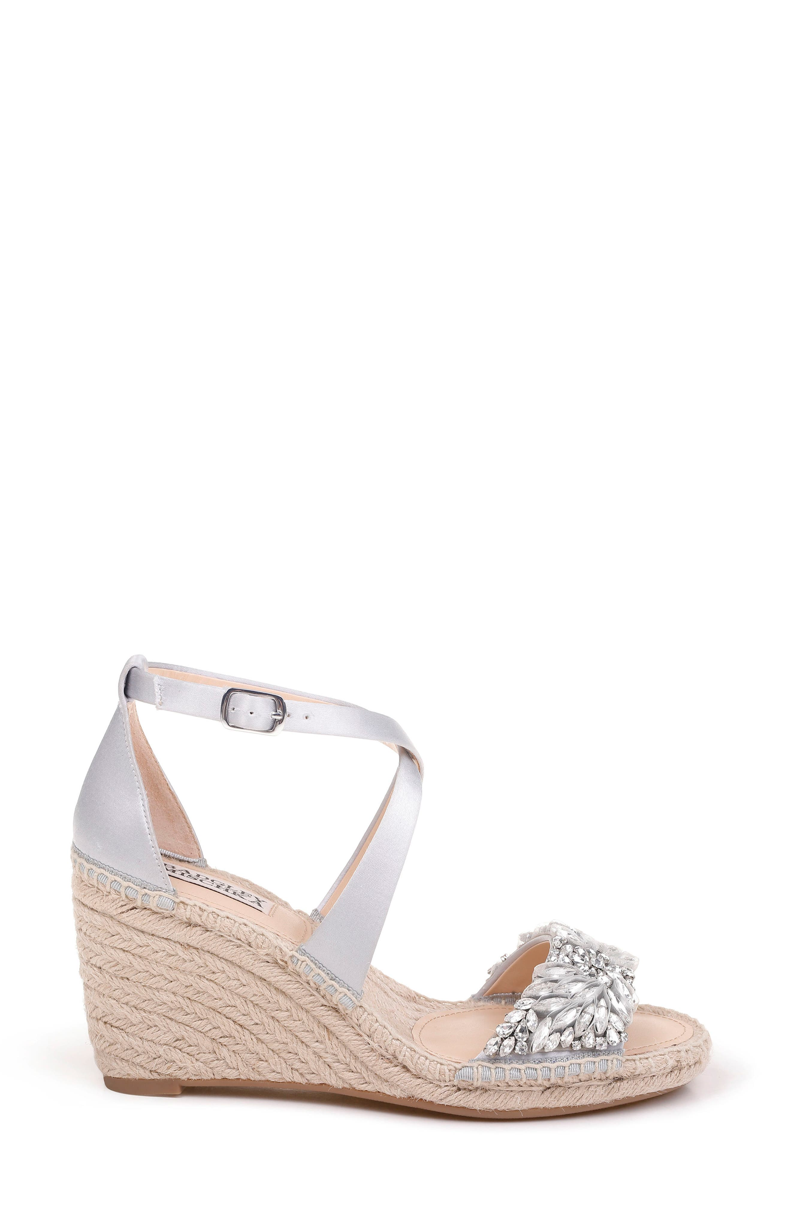 Scarlette Espadrille Wedge,                             Alternate thumbnail 5, color,