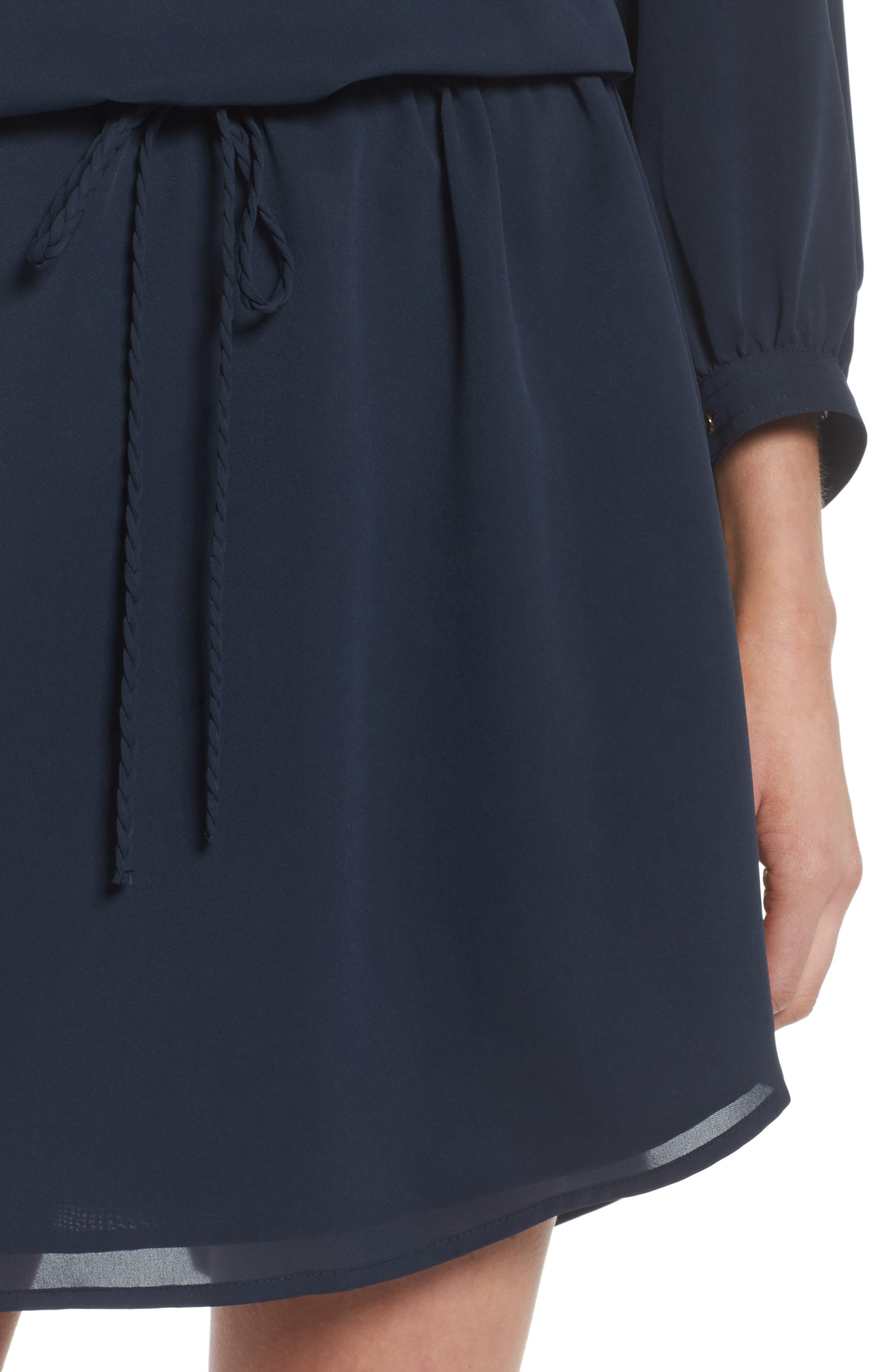 Dalton Dress,                             Alternate thumbnail 4, color,                             400