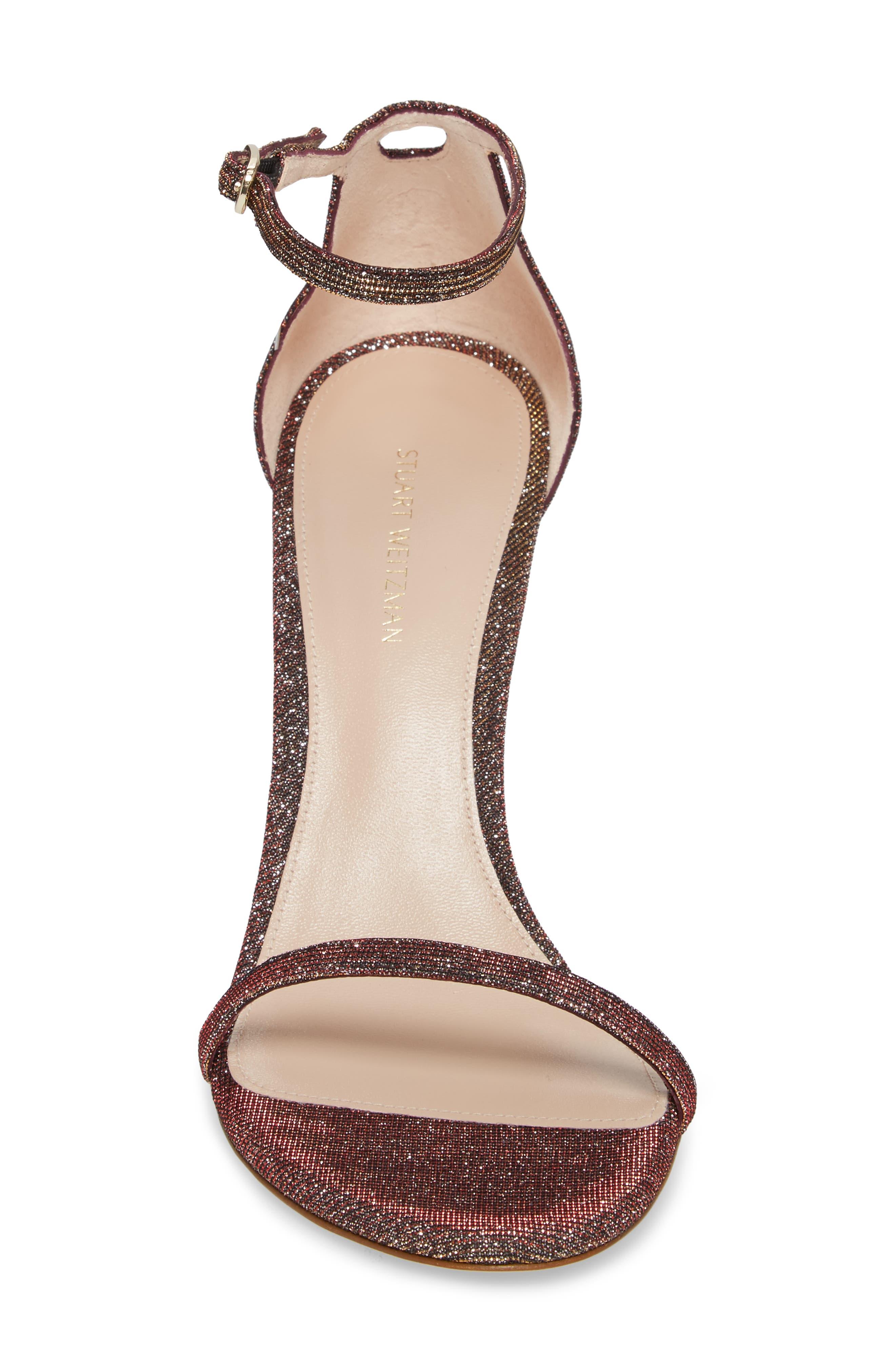 Nudistsong Ankle Strap Sandal,                             Alternate thumbnail 134, color,