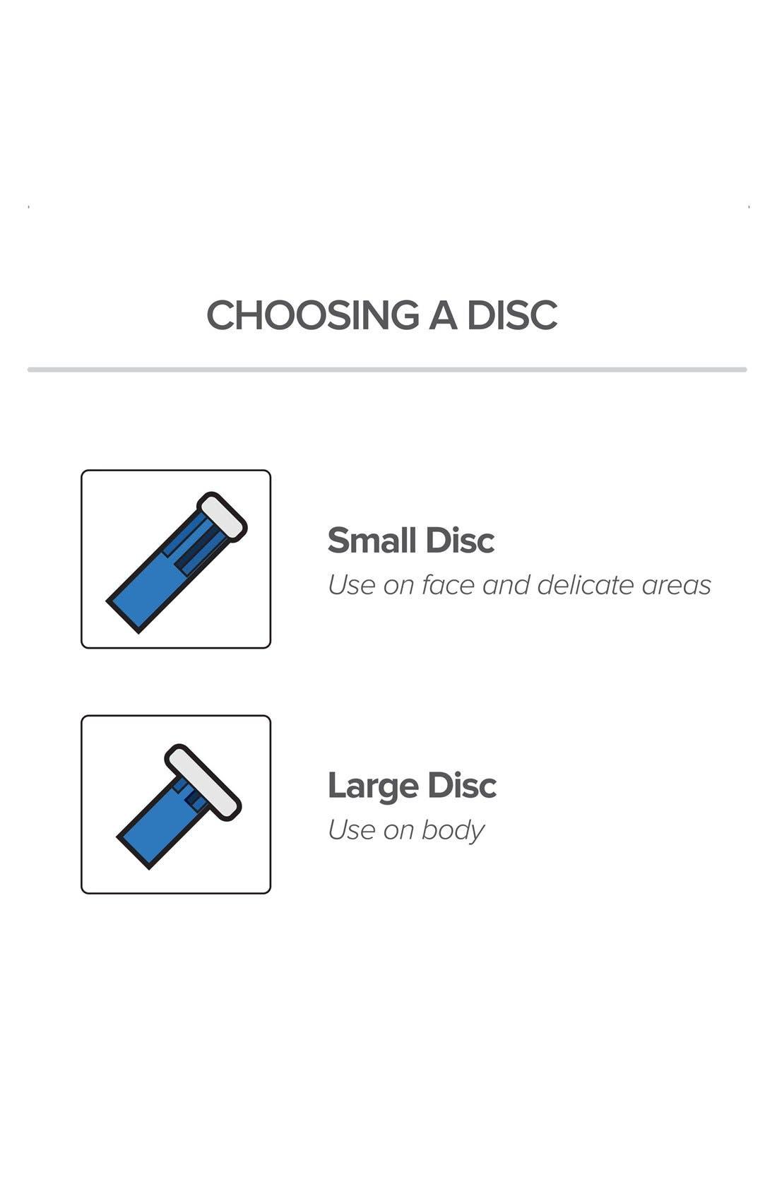 Blue Sensitive Replacement Discs,                             Alternate thumbnail 2, color,                             000