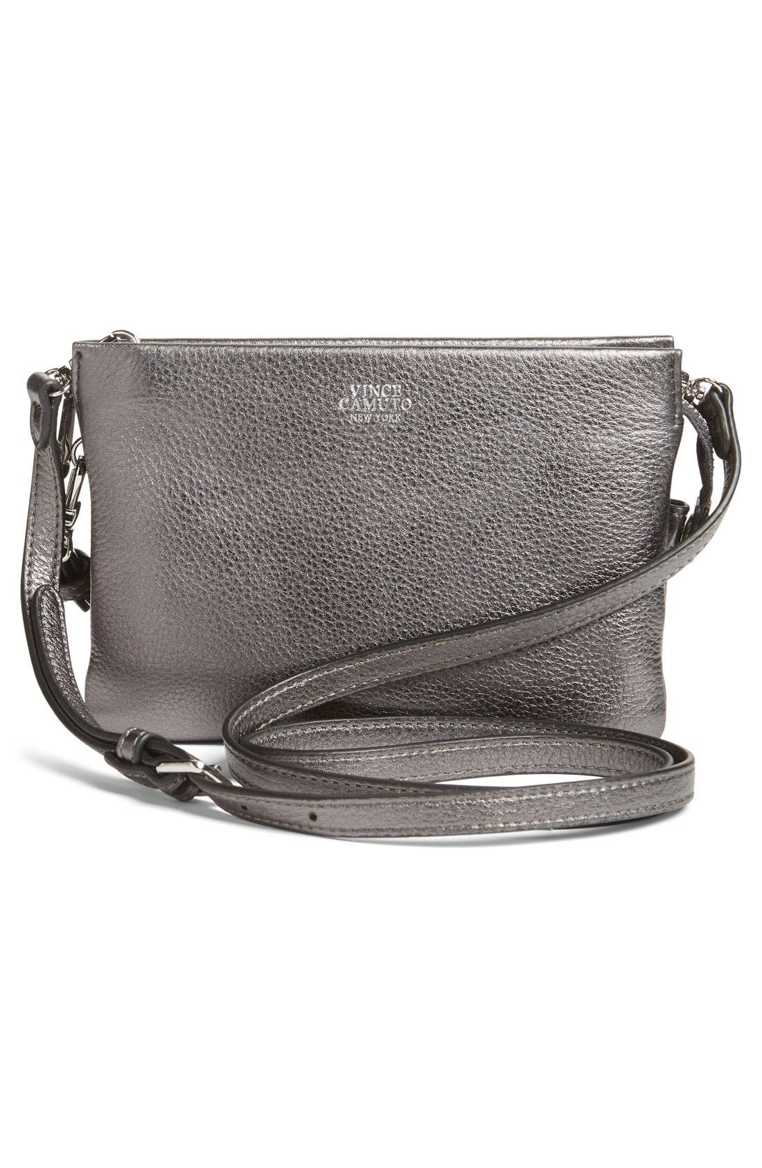 'Cami' Leather Crossbody Bag,                             Alternate thumbnail 105, color,