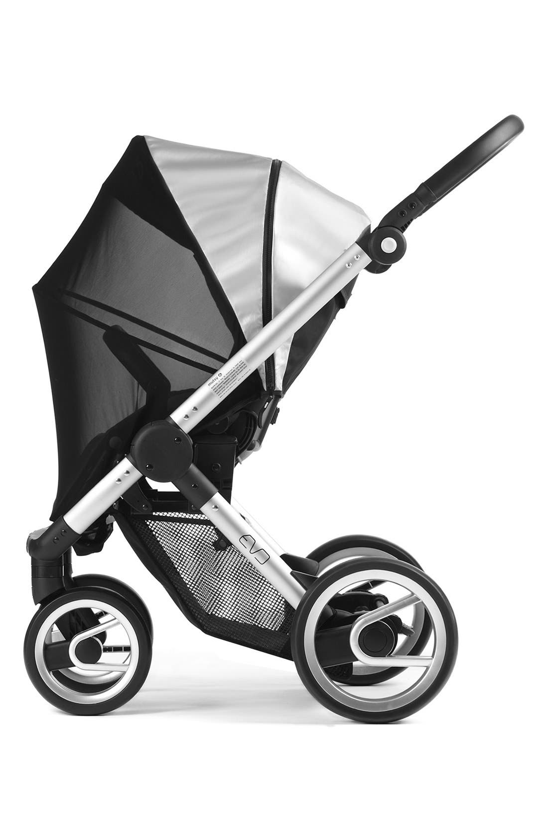 'Evo' Stroller Seat UV Cover,                             Alternate thumbnail 3, color,                             020