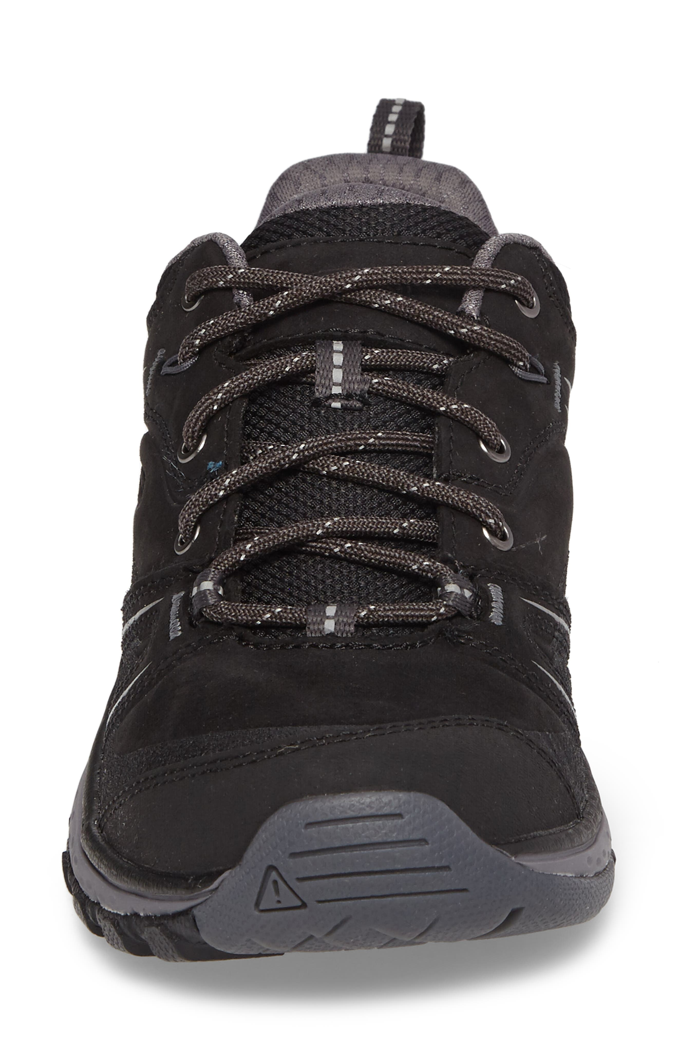 Terradora Waterproof Hiking Shoe,                             Alternate thumbnail 4, color,                             012