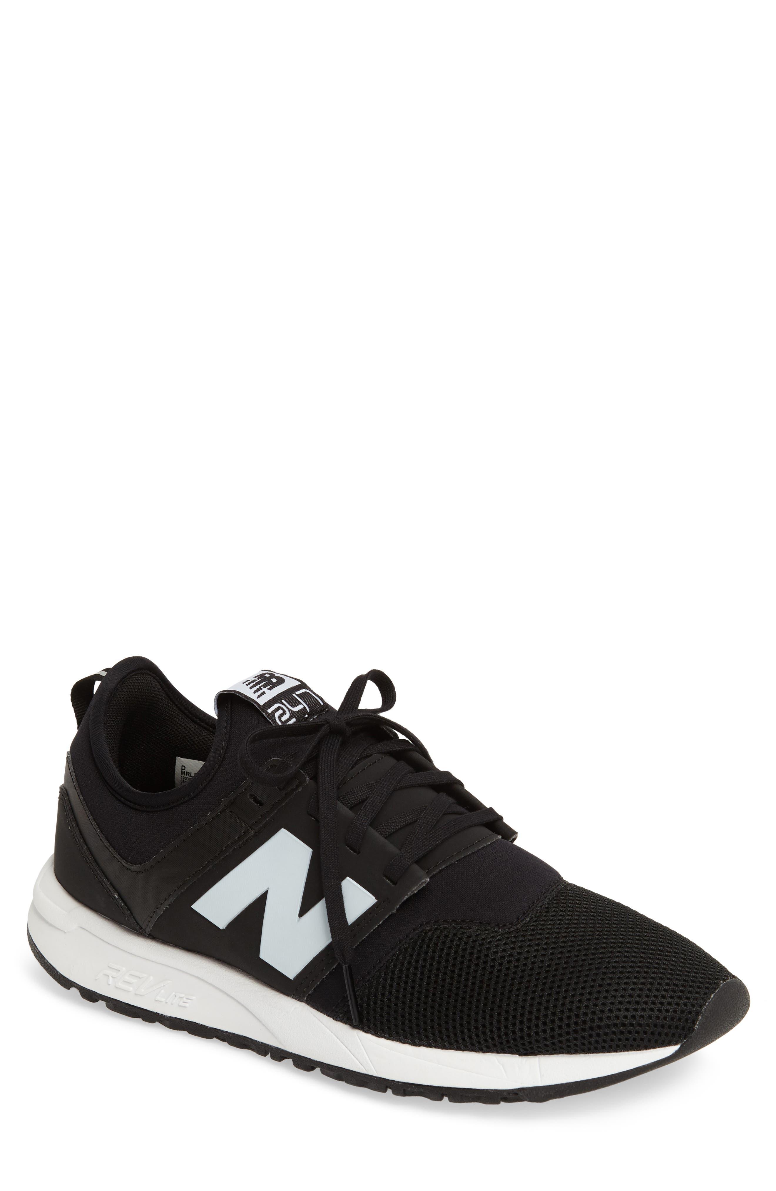 247 Modern Classic Sneaker,                             Main thumbnail 1, color,                             001