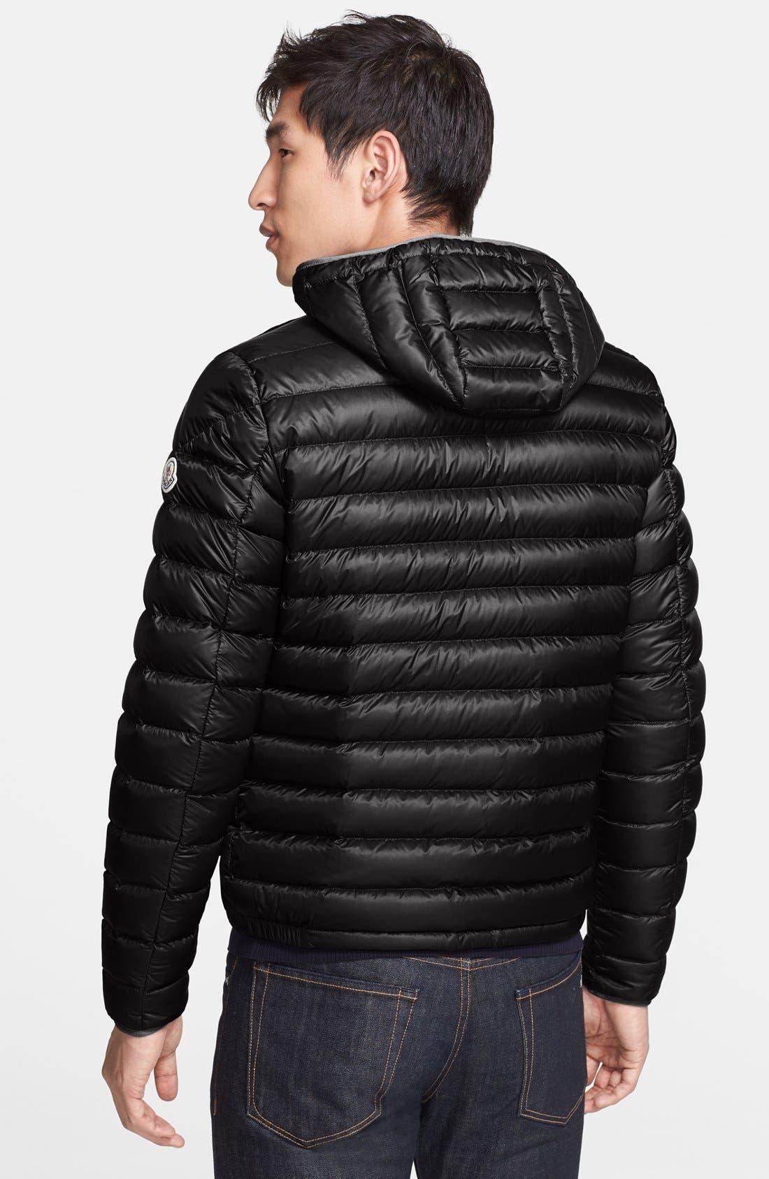 moncler athens hooded down jacket nordstrom rh shop nordstrom com