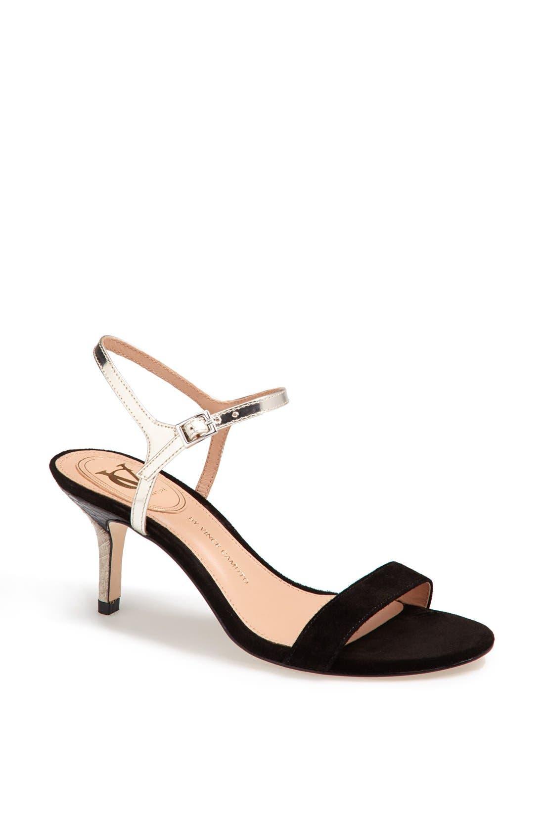 'Alcine' Sandal,                         Main,                         color,