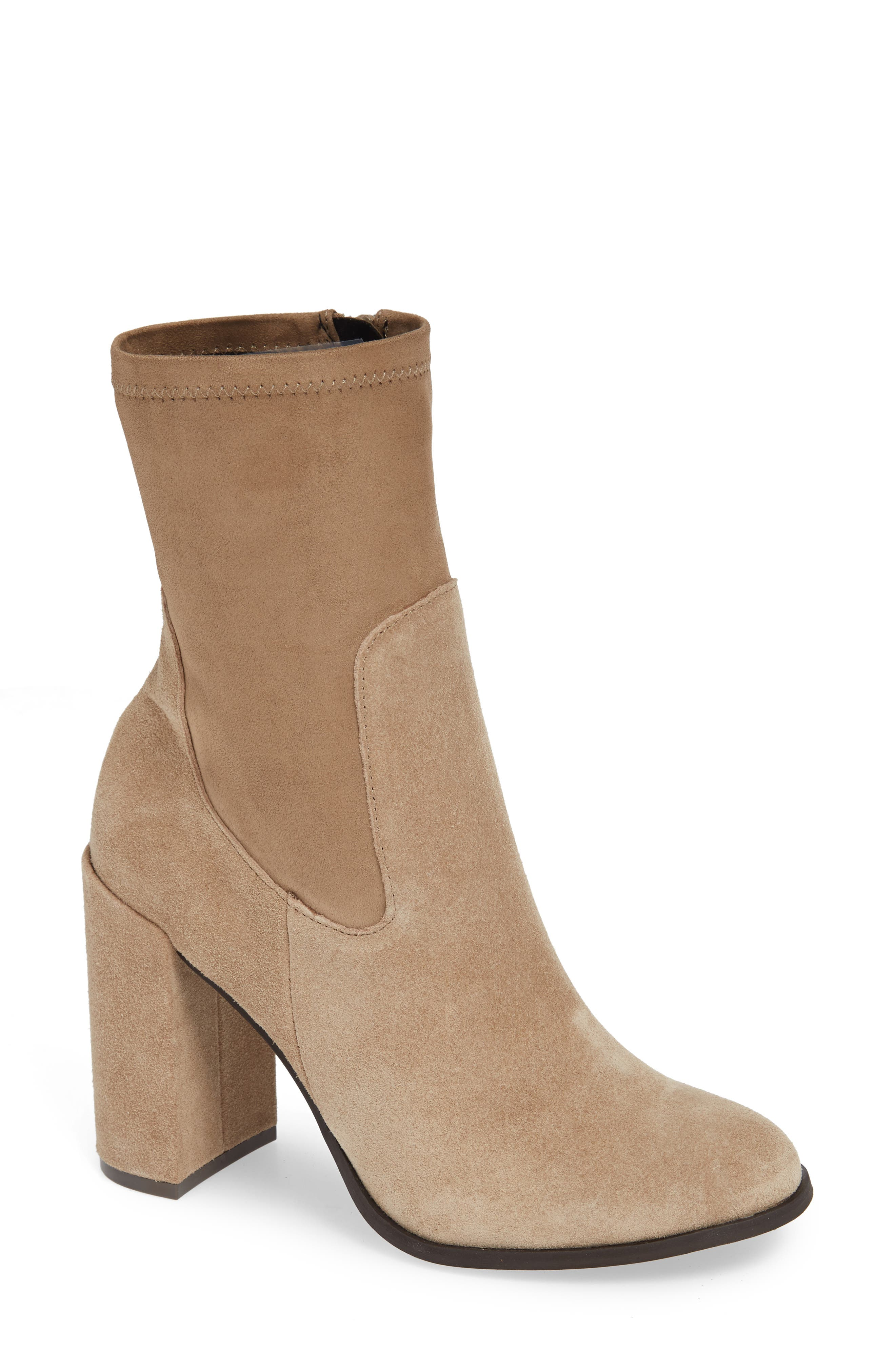 Chinese Laundry Capricorn Bootie, Beige