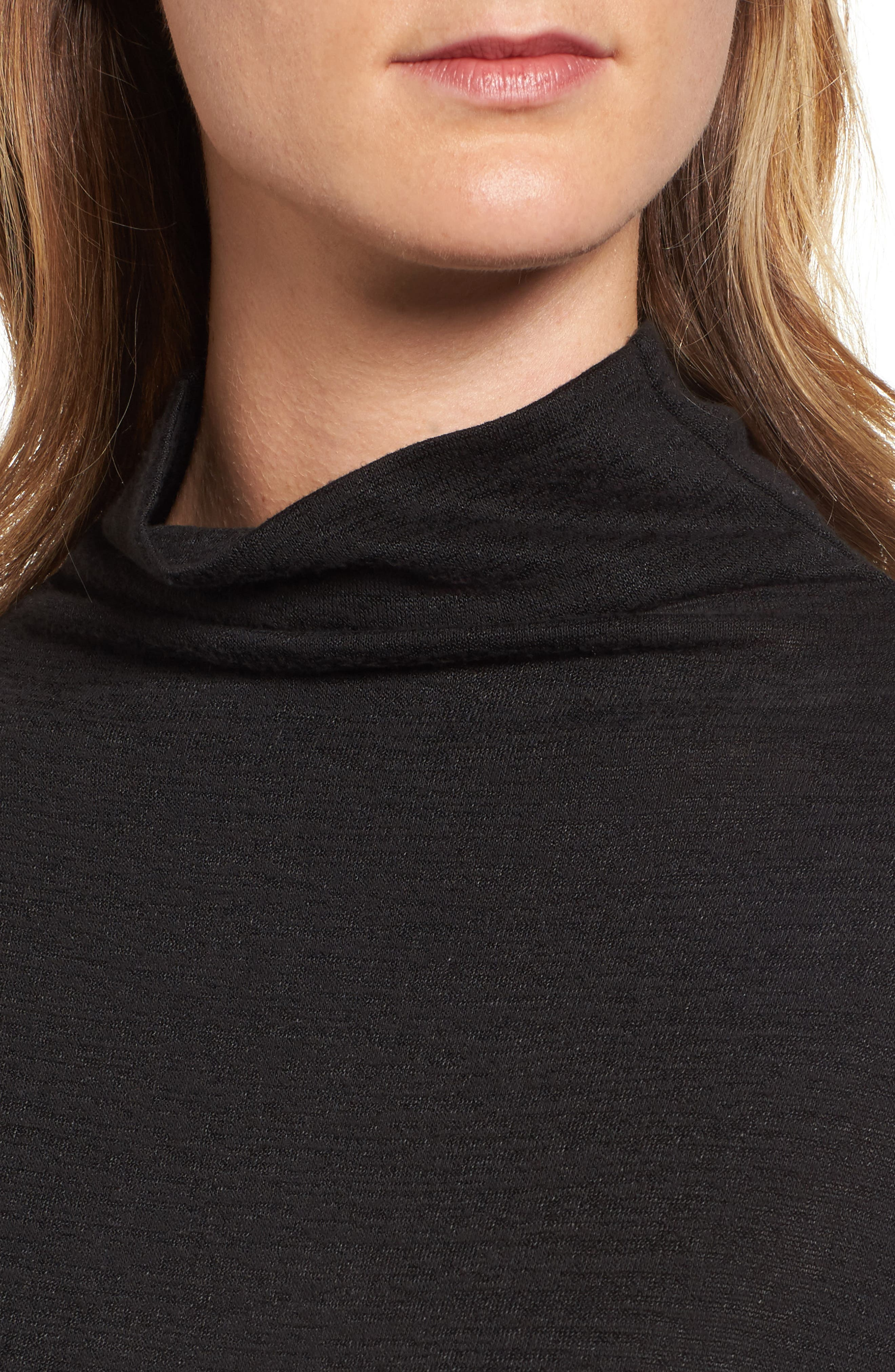Every Occasion Mockneck Top,                             Alternate thumbnail 4, color,                             004