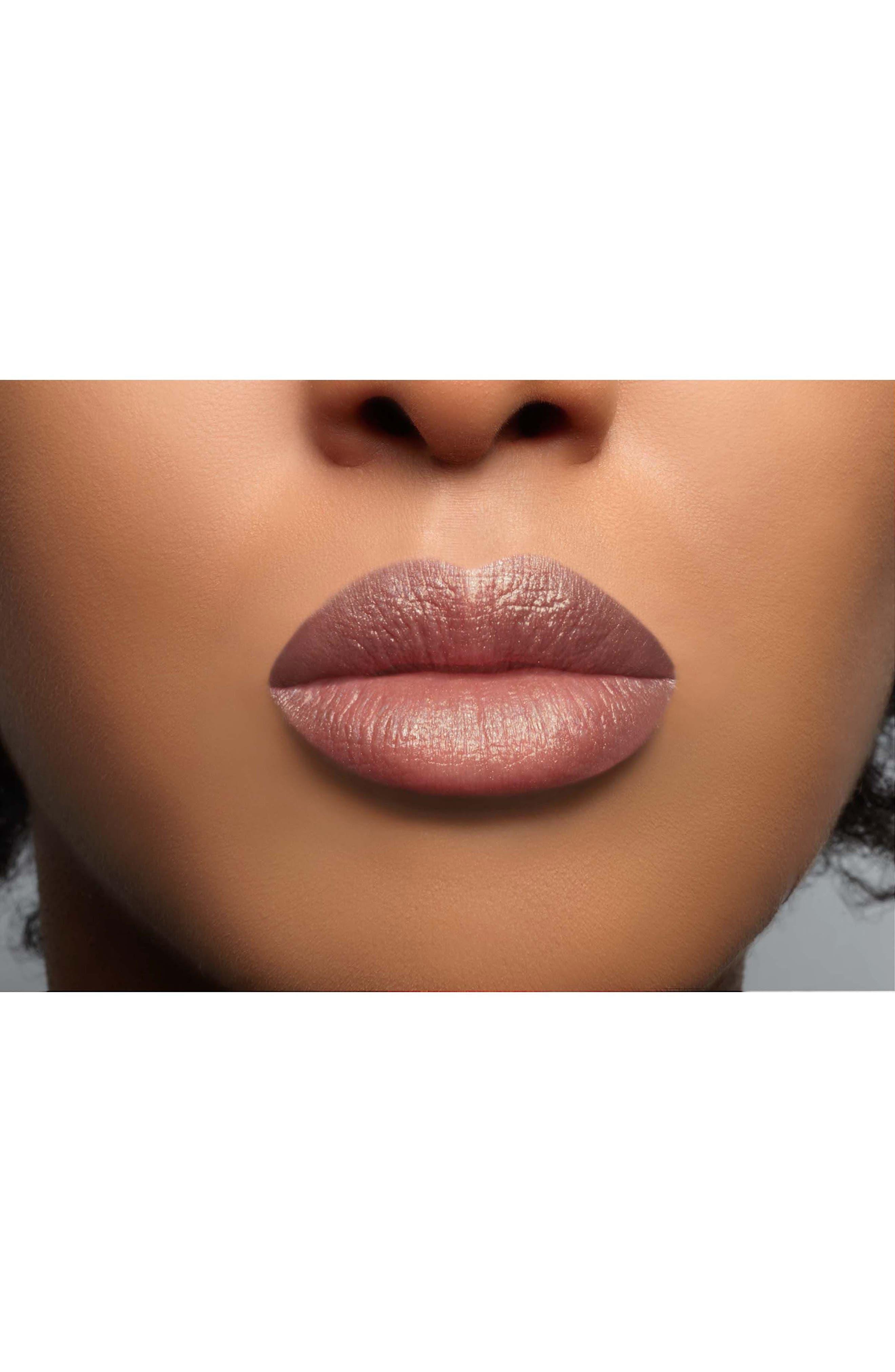 SPACE.NK.apothecary Lipstick Queen Black Lace Rabbit Lipstick,                             Alternate thumbnail 3, color,                             001