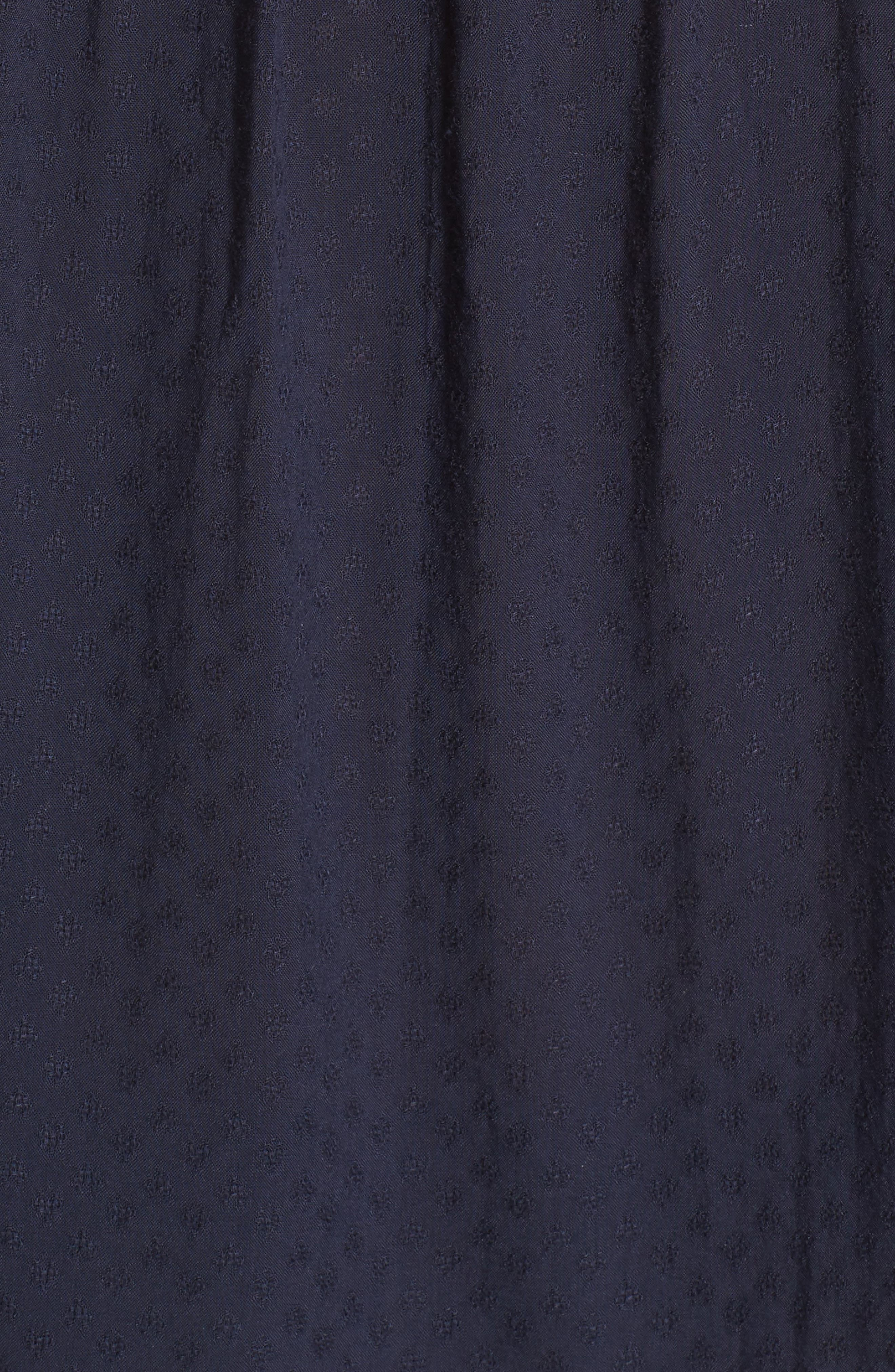 Lace Yoke Top,                             Alternate thumbnail 5, color,                             400