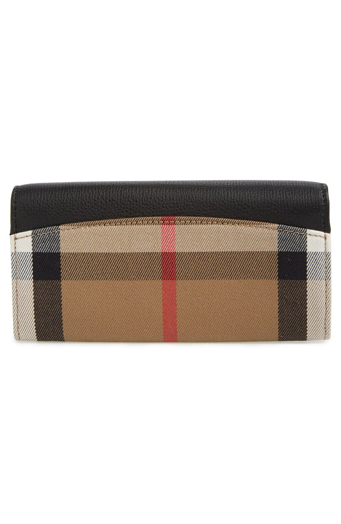 'Porter' Continental Wallet,                             Alternate thumbnail 3, color,                             001