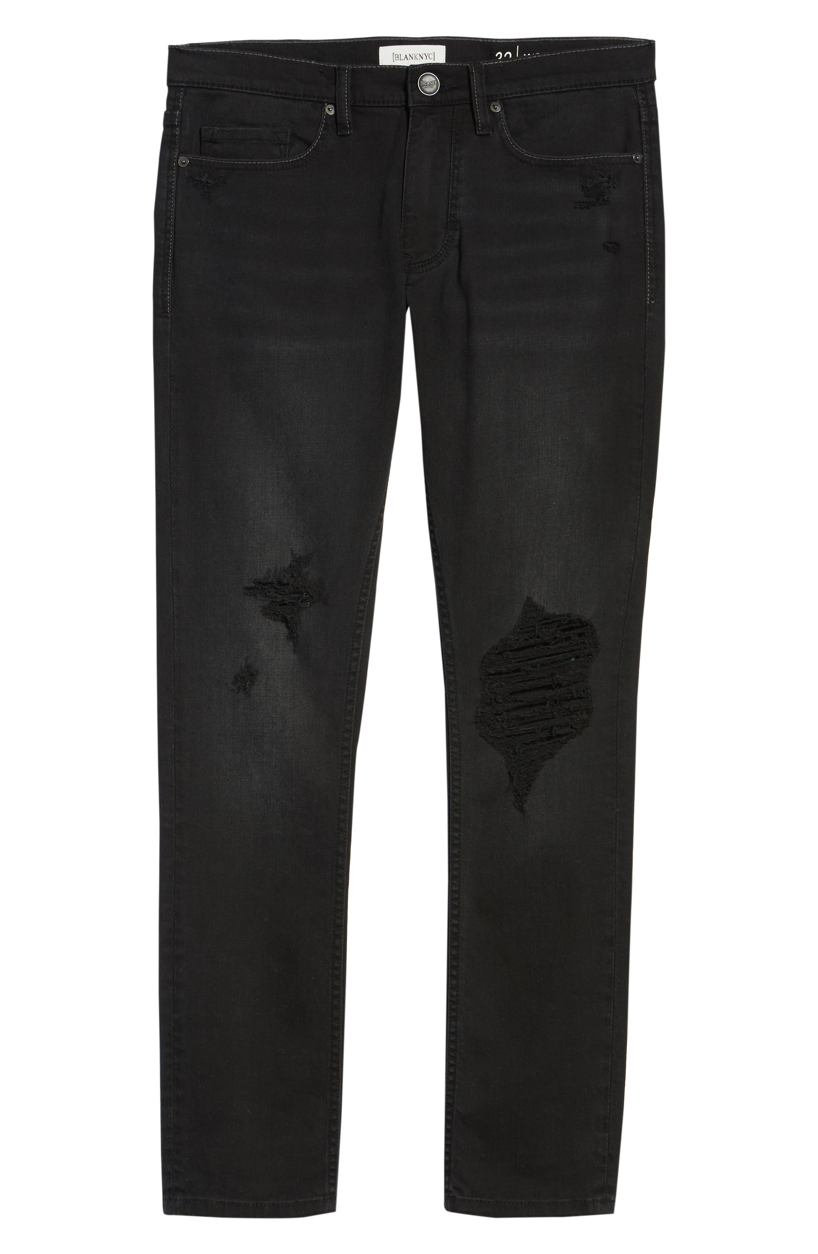Wooster Slim Fit Jeans,                             Alternate thumbnail 6, color,                             WILLING BOUNDARY