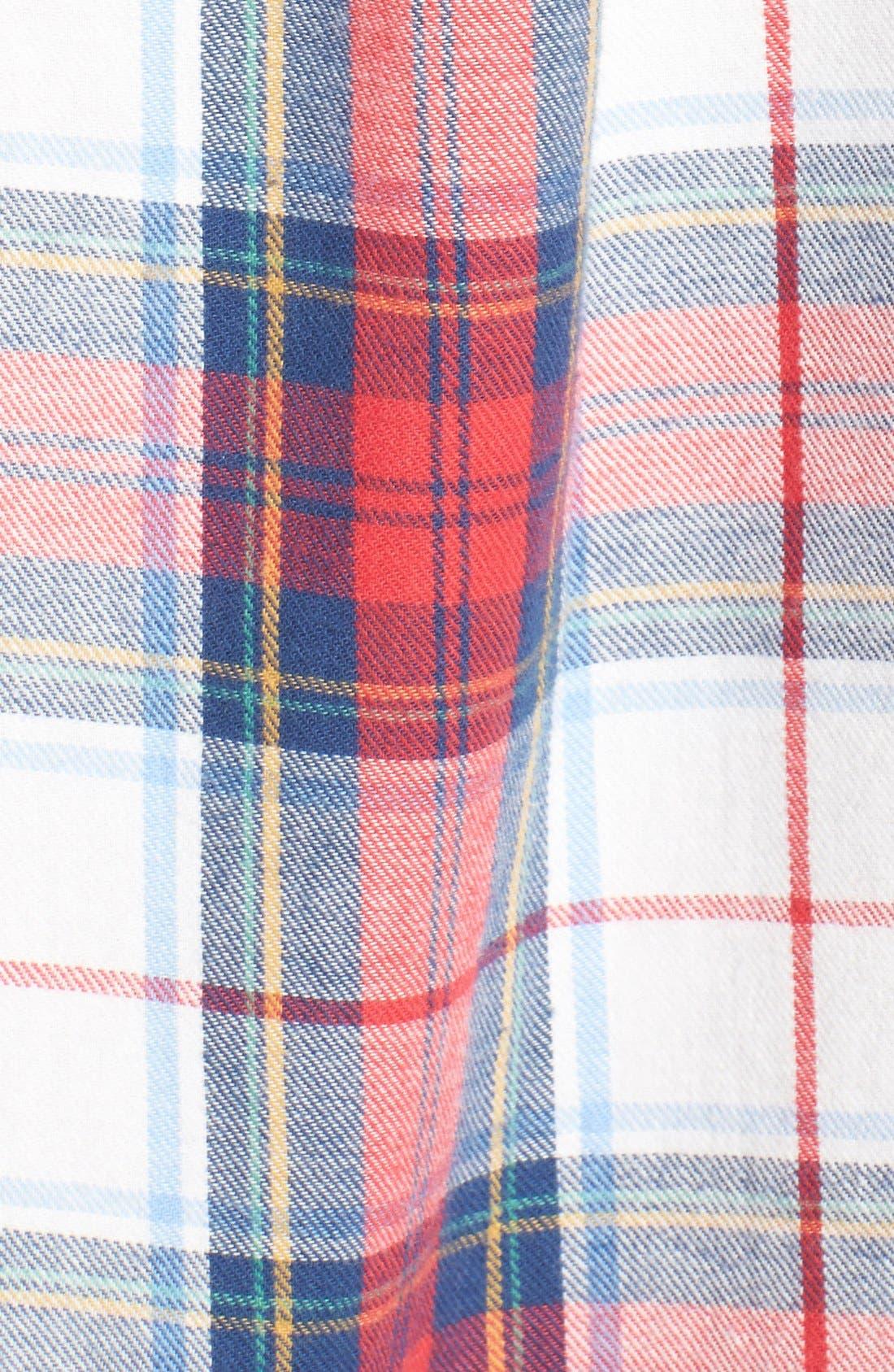 THREAD & SUPPLY,                             'Humboldt' Plaid Shirt,                             Alternate thumbnail 2, color,                             600
