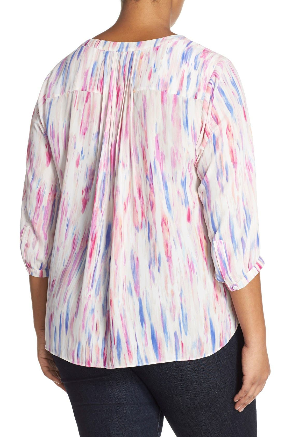 Henley Top,                             Alternate thumbnail 176, color,