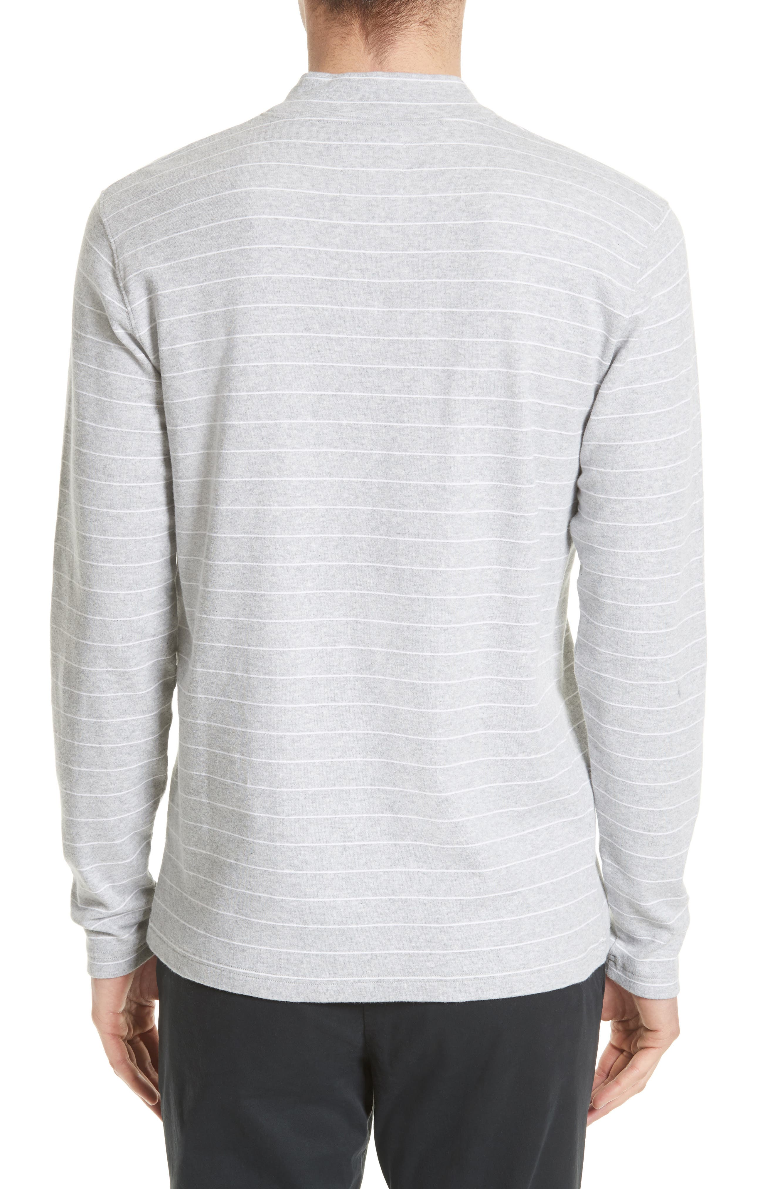 NORSE PROJECTS,                             Harald Mock Neck T-Shirt,                             Alternate thumbnail 2, color,                             050