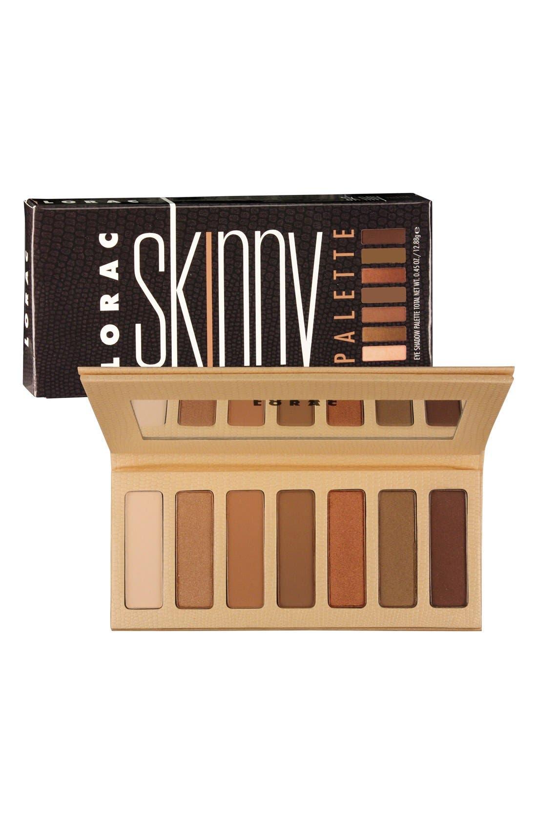 'Nude' Skinny Eyeshadow Palette,                         Main,                         color, 250