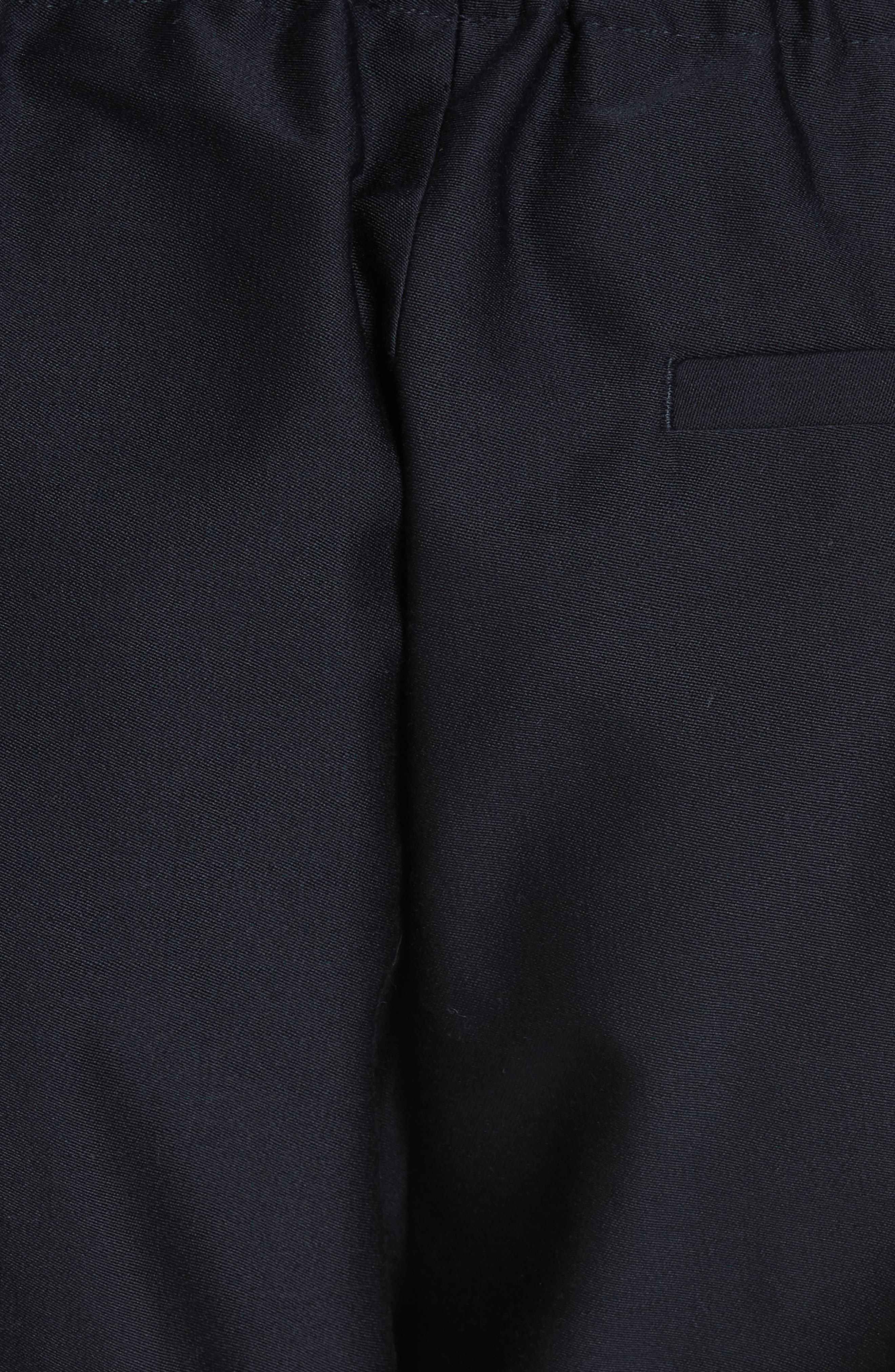 Perkino Drawstring Waist Pants,                             Alternate thumbnail 5, color,                             410