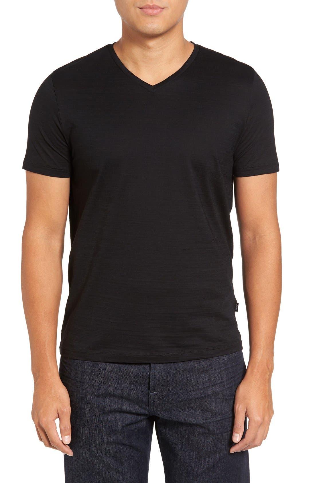 Tilson 50 V-Neck T-Shirt,                             Main thumbnail 1, color,