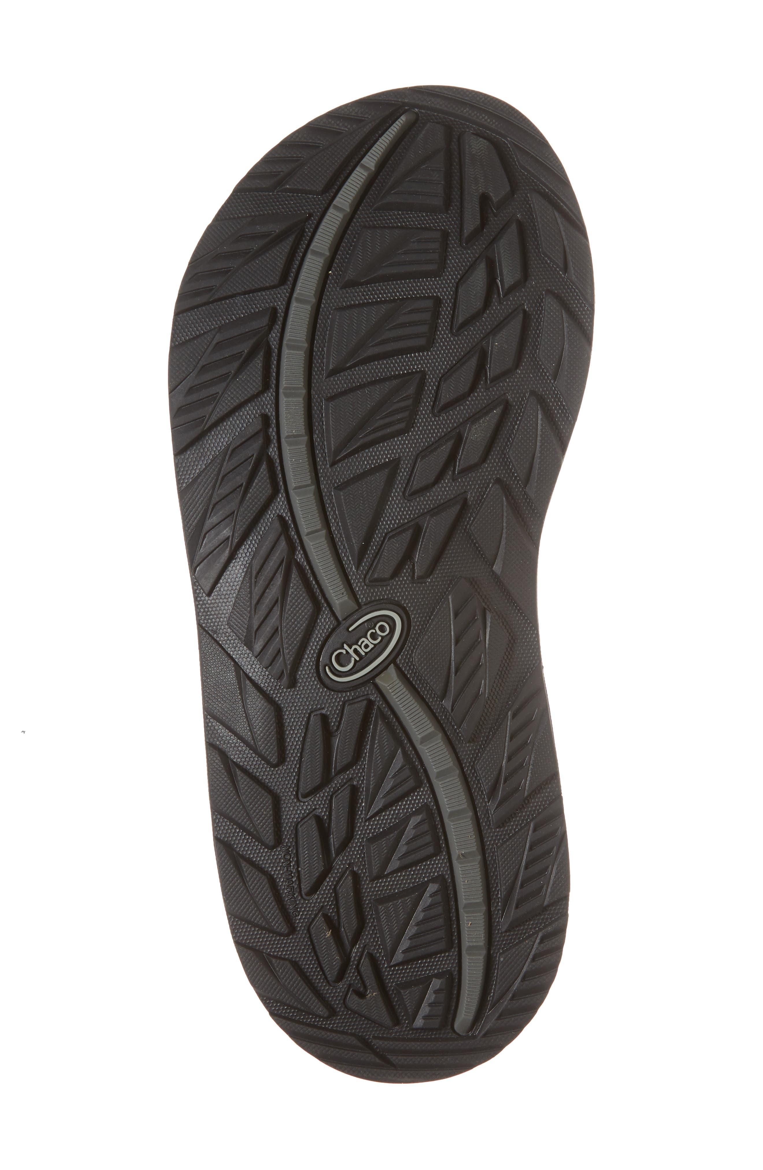 Z/Cloud 2 Sport Sandal,                             Alternate thumbnail 6, color,                             BLACK