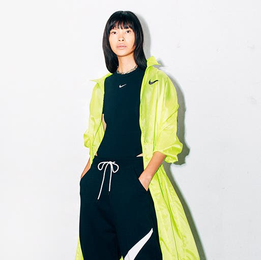 41a546f066f2 Bright futures: neon clothing, shoes and accessories from Nordstrom x Nike.