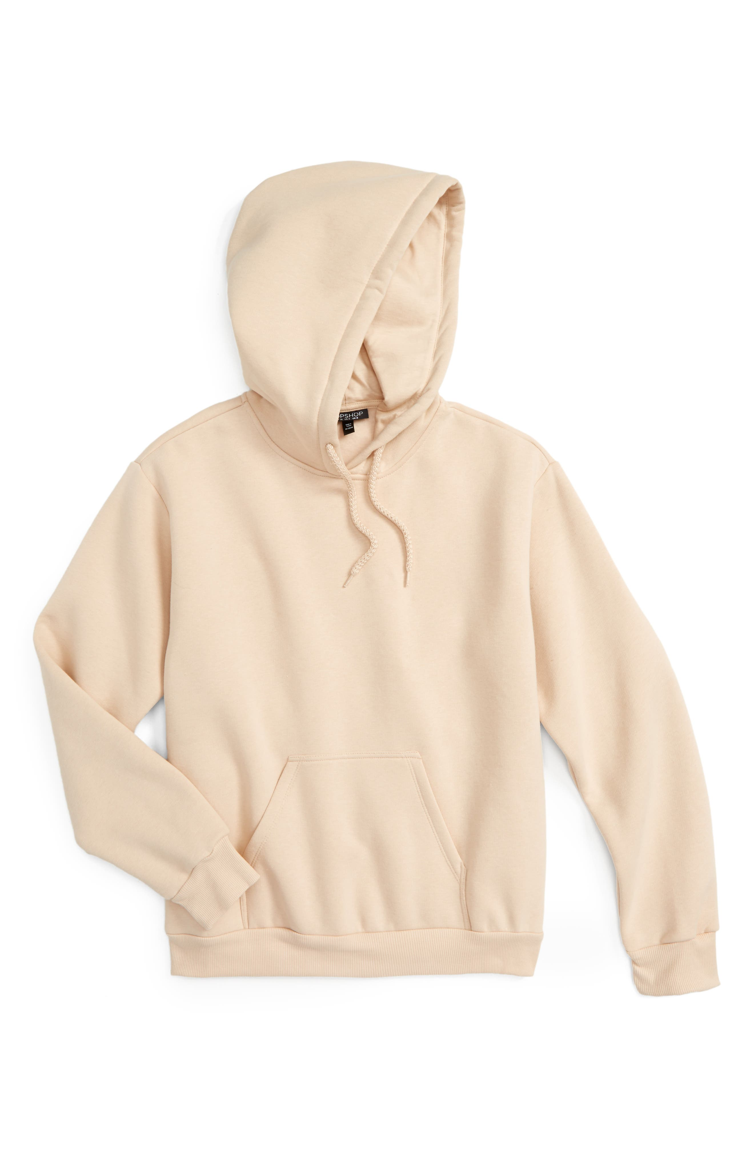 Oversize Hoodie,                             Alternate thumbnail 6, color,                             250