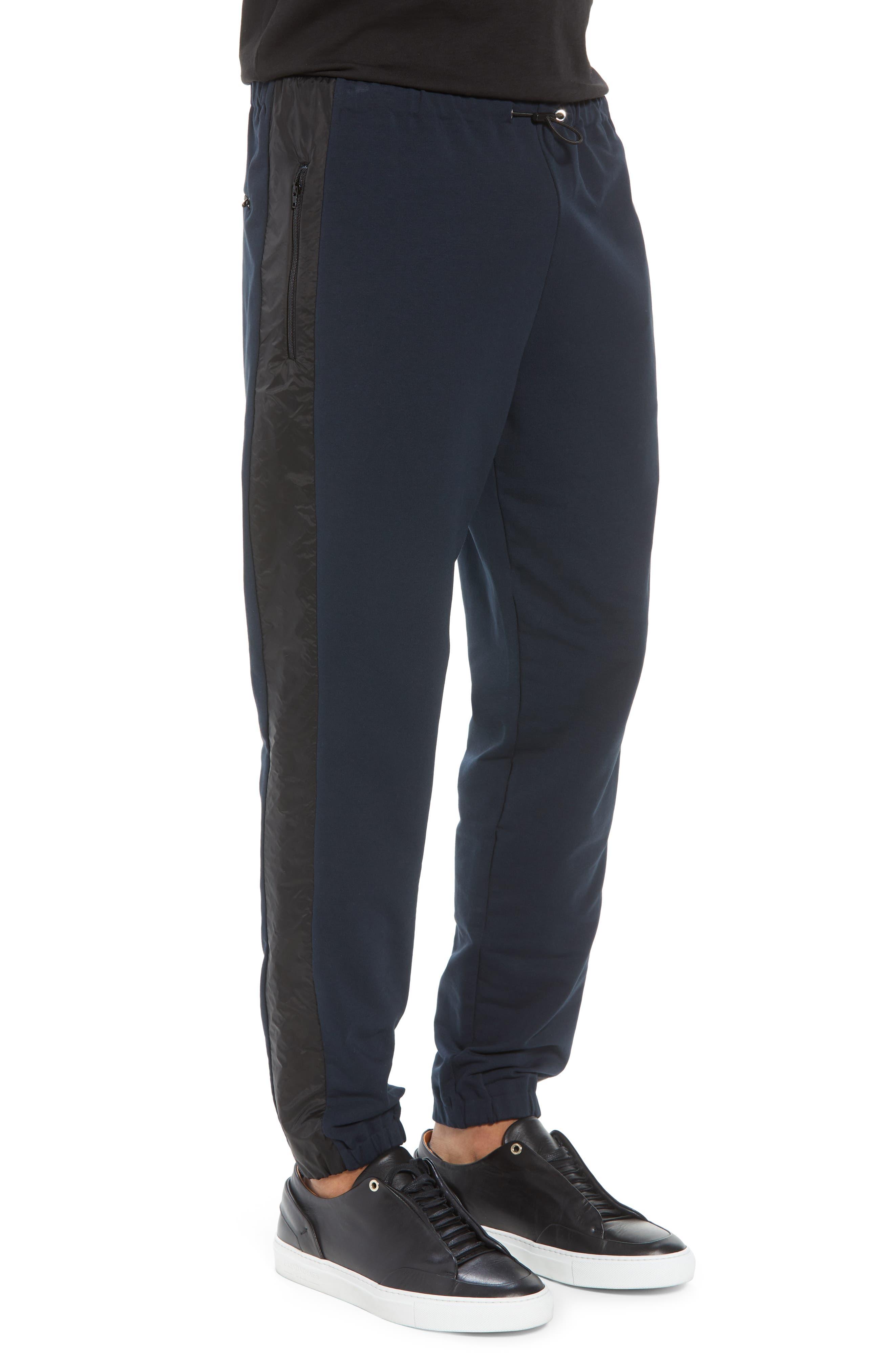 THEORY,                             Combo Tech Regular Fit Jogger Pants,                             Alternate thumbnail 3, color,                             497