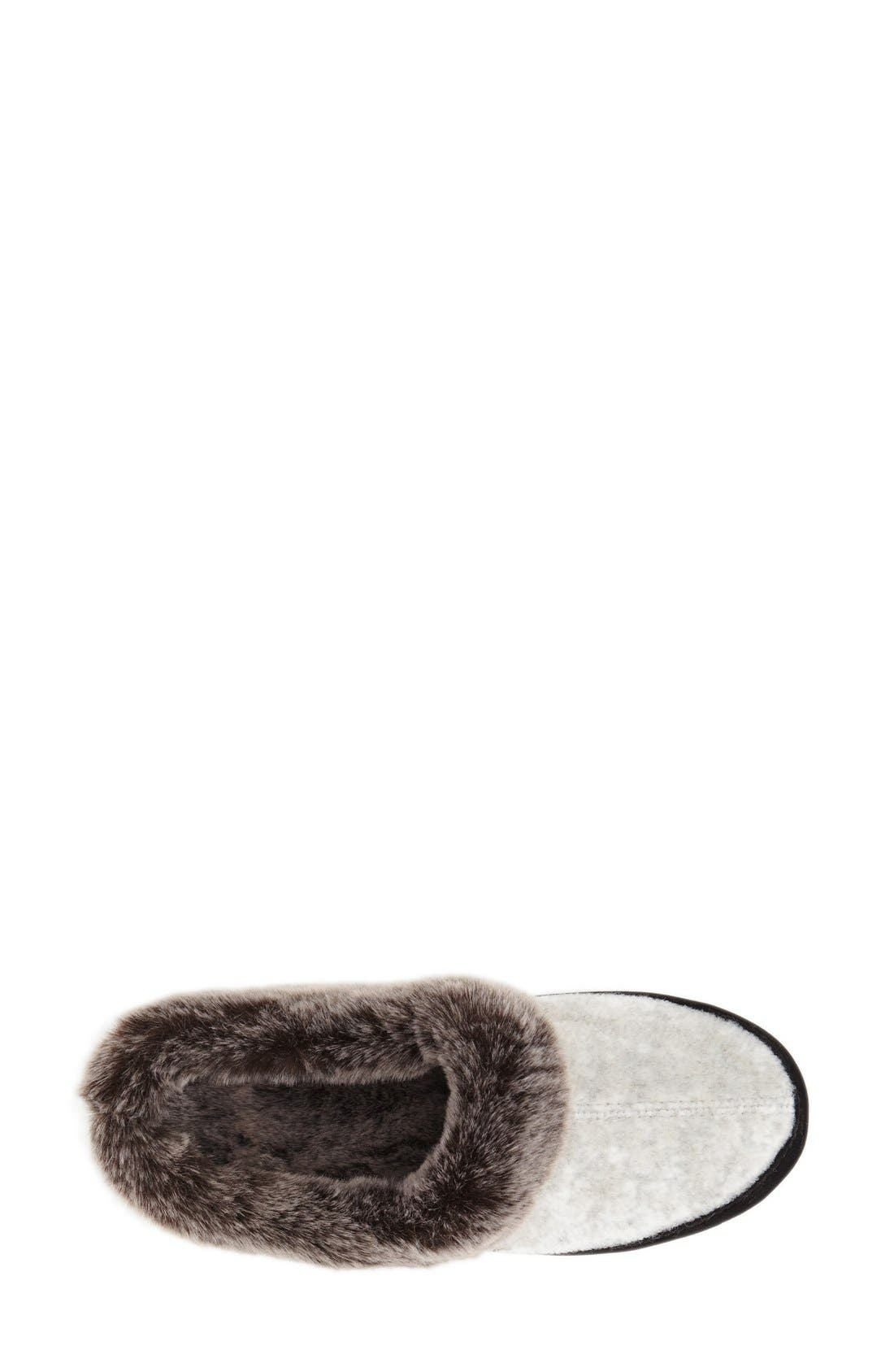'Cloud Chilla Scuff' Slipper,                             Alternate thumbnail 14, color,