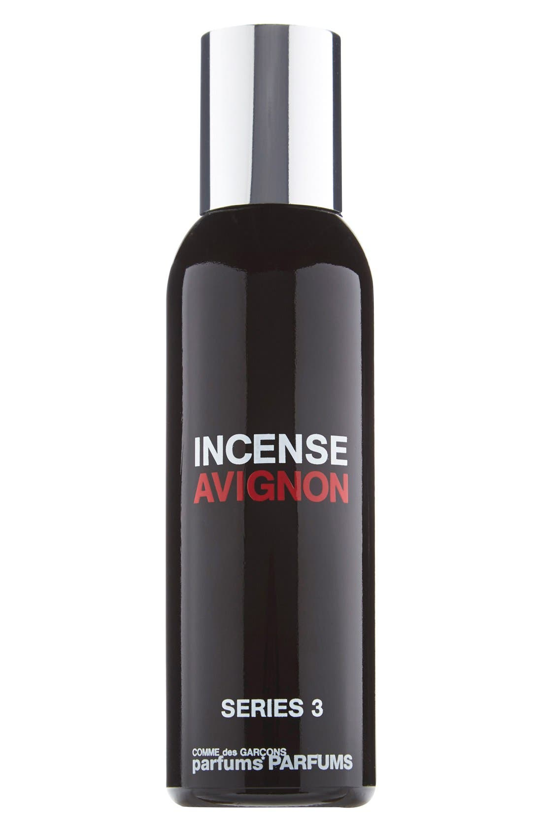 Series 3 Incense: Avignon Eau de Toilette, Main, color, 001
