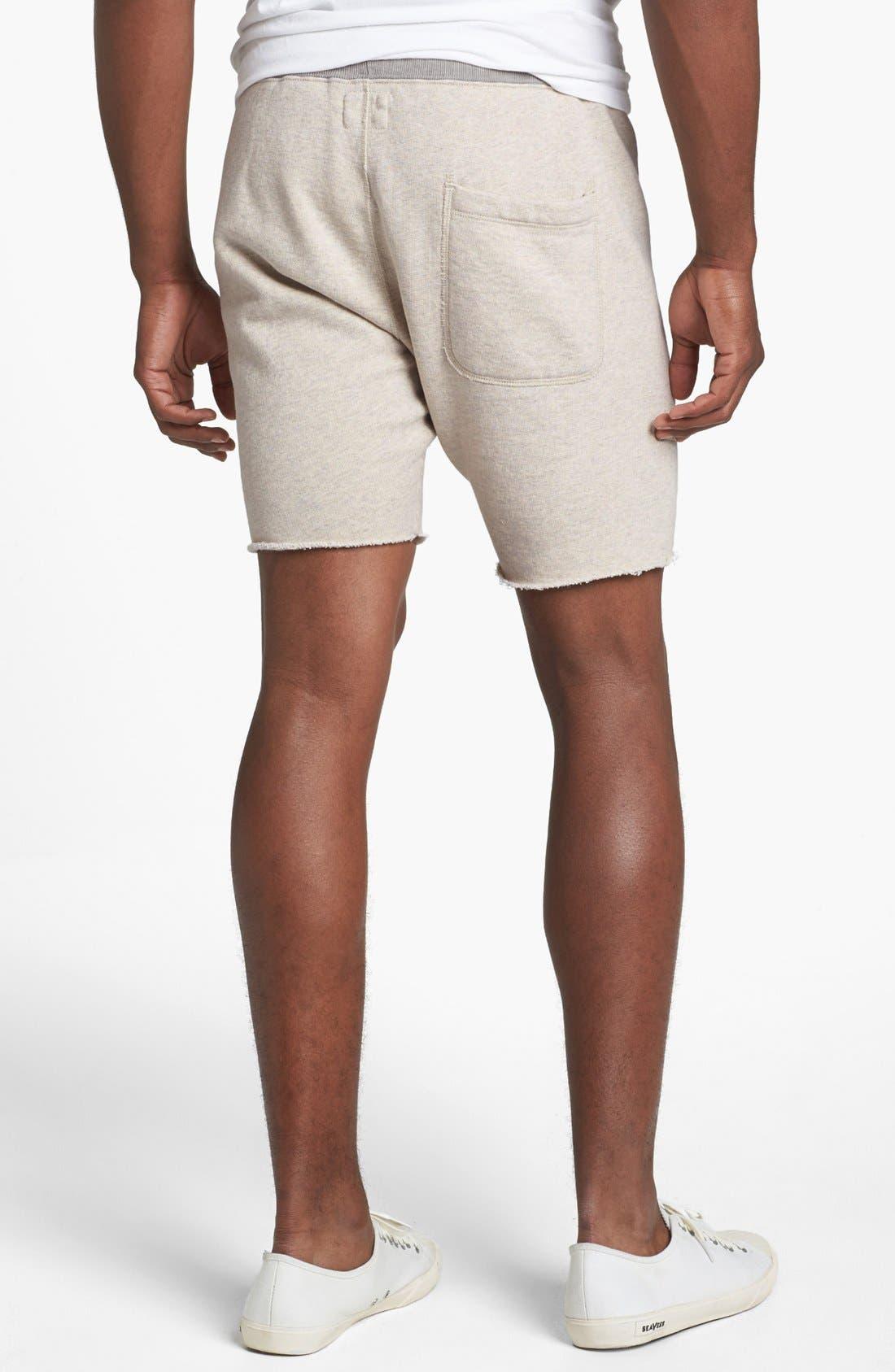 Knit Cotton Shorts,                             Alternate thumbnail 10, color,