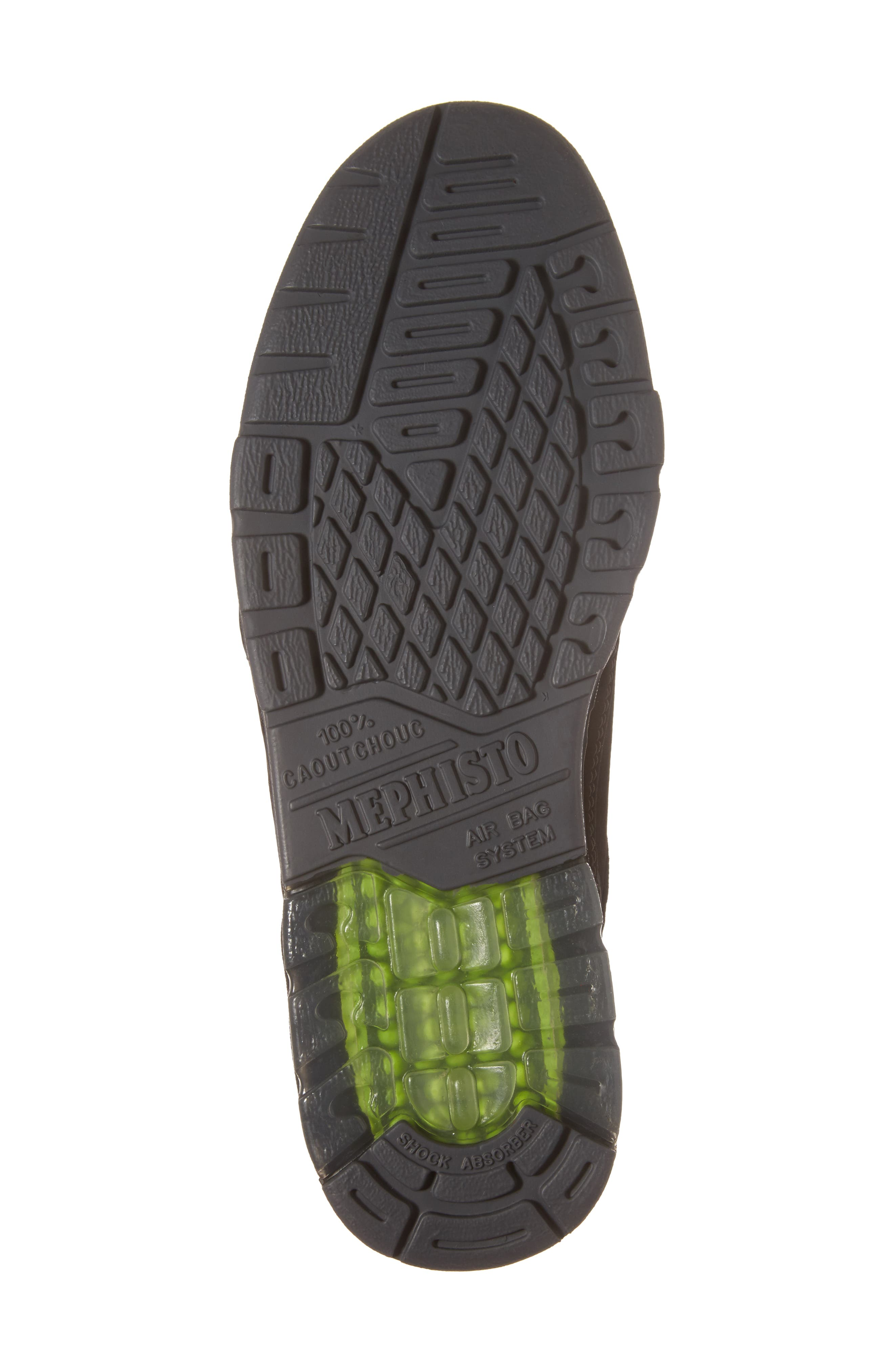Mick Sneaker,                             Alternate thumbnail 6, color,                             BLACK SPORTBUCK